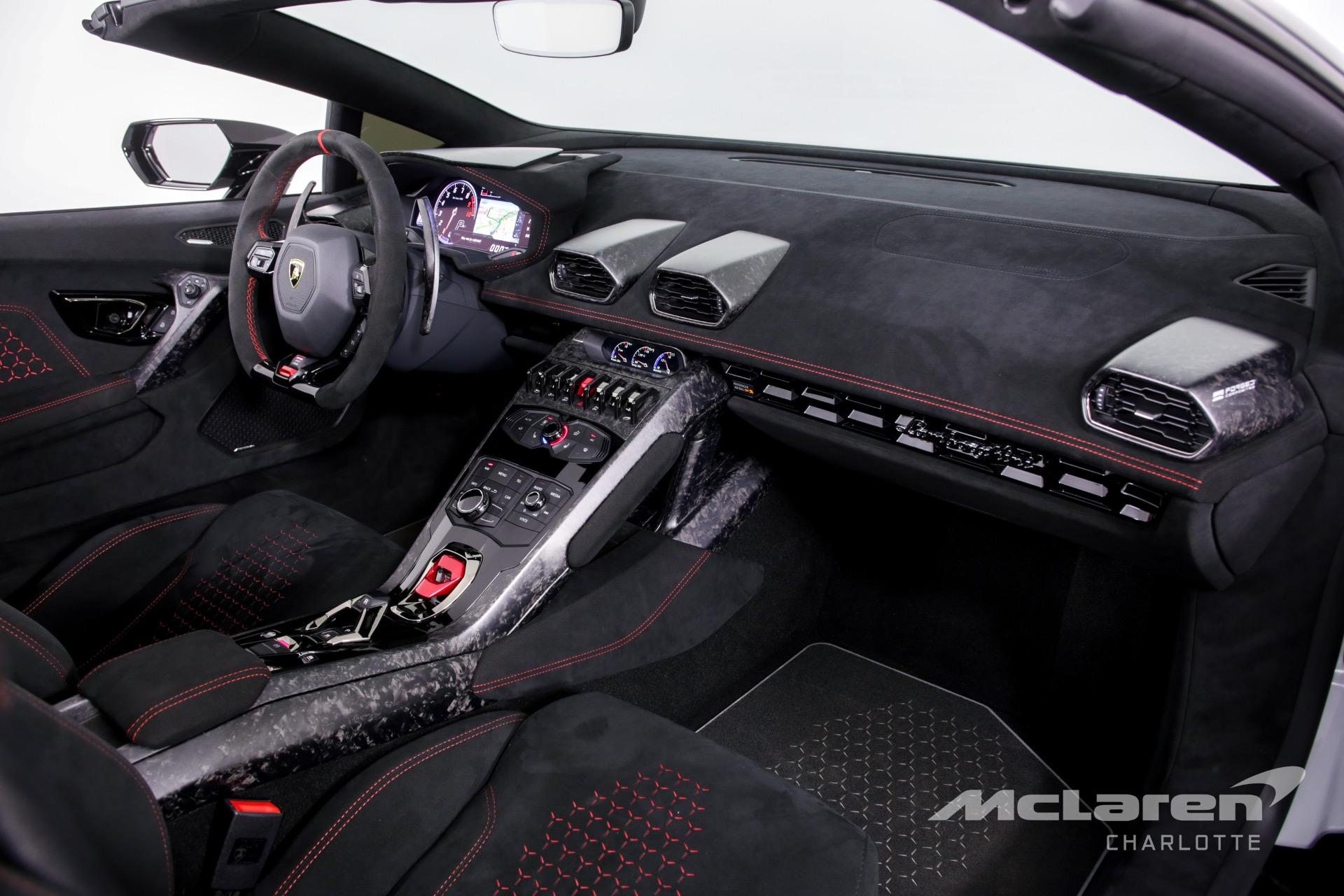 Used 2018 Lamborghini Huracan LP 640-4 Performante Spyder   Charlotte, NC