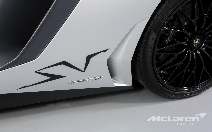 Used 2017 Lamborghini Aventador LP 750-4 SV | Charlotte, NC