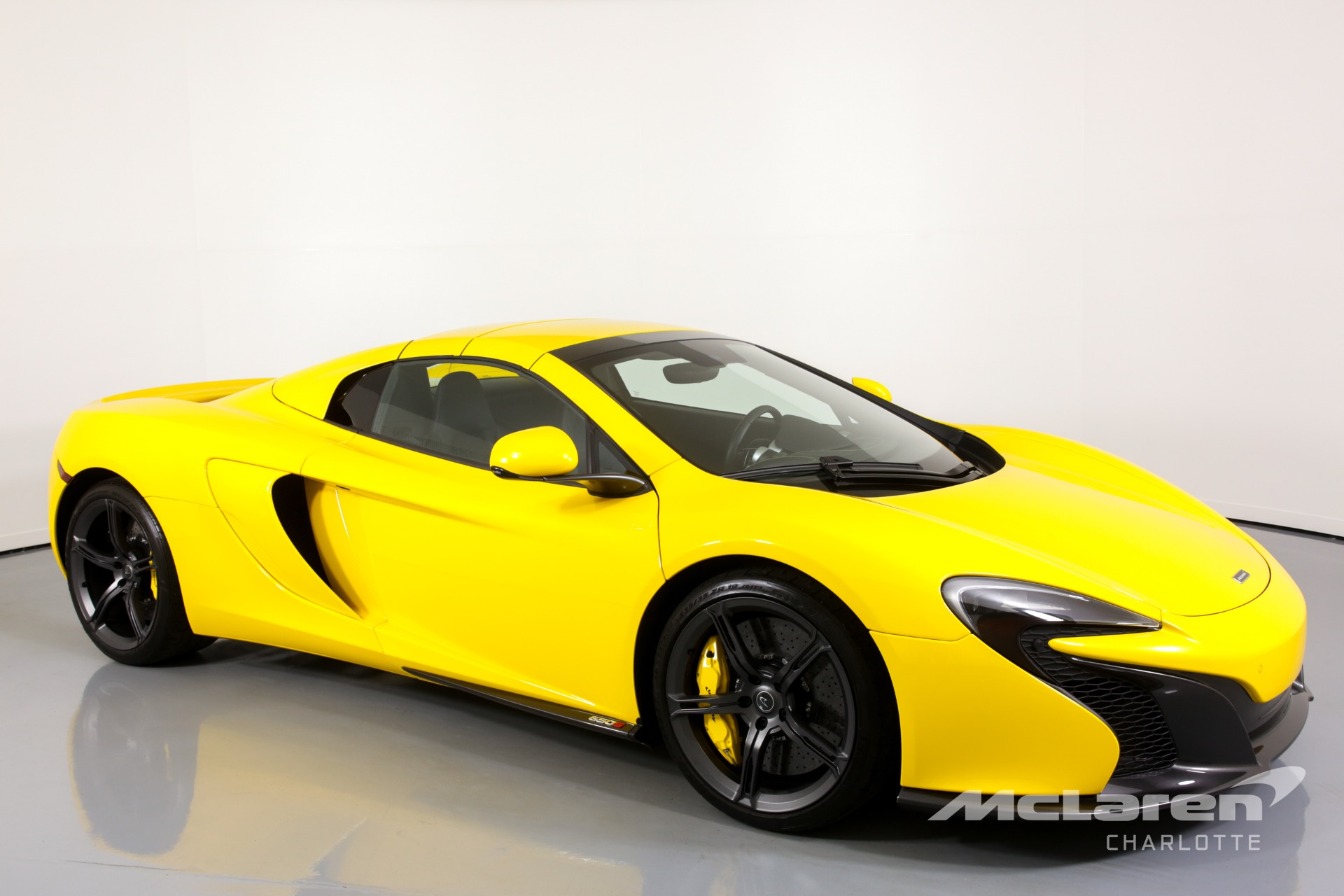 Used 2015 McLaren 650S Spider  | Charlotte, NC
