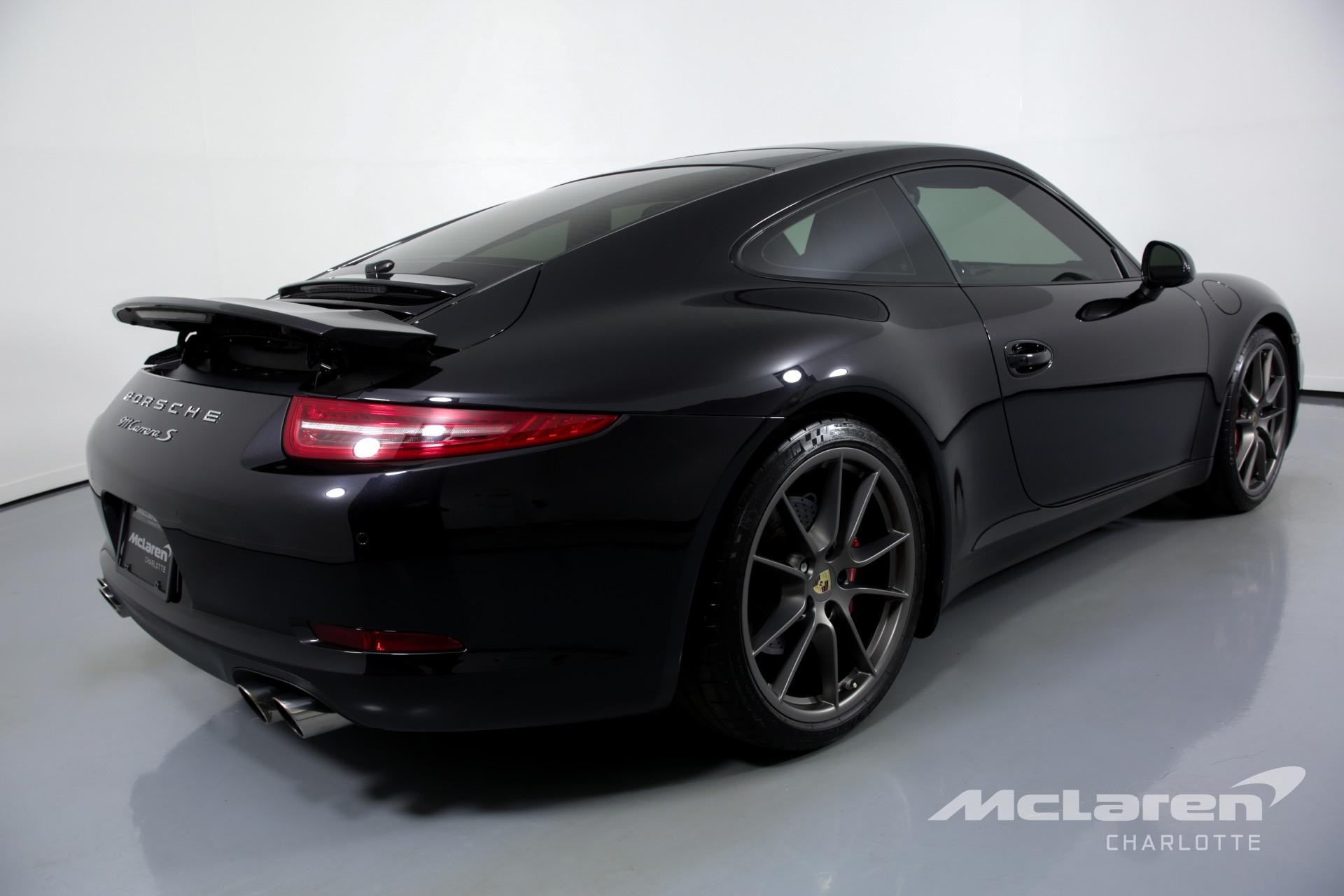 Used 2012 Porsche 911 Carrera S | Charlotte, NC