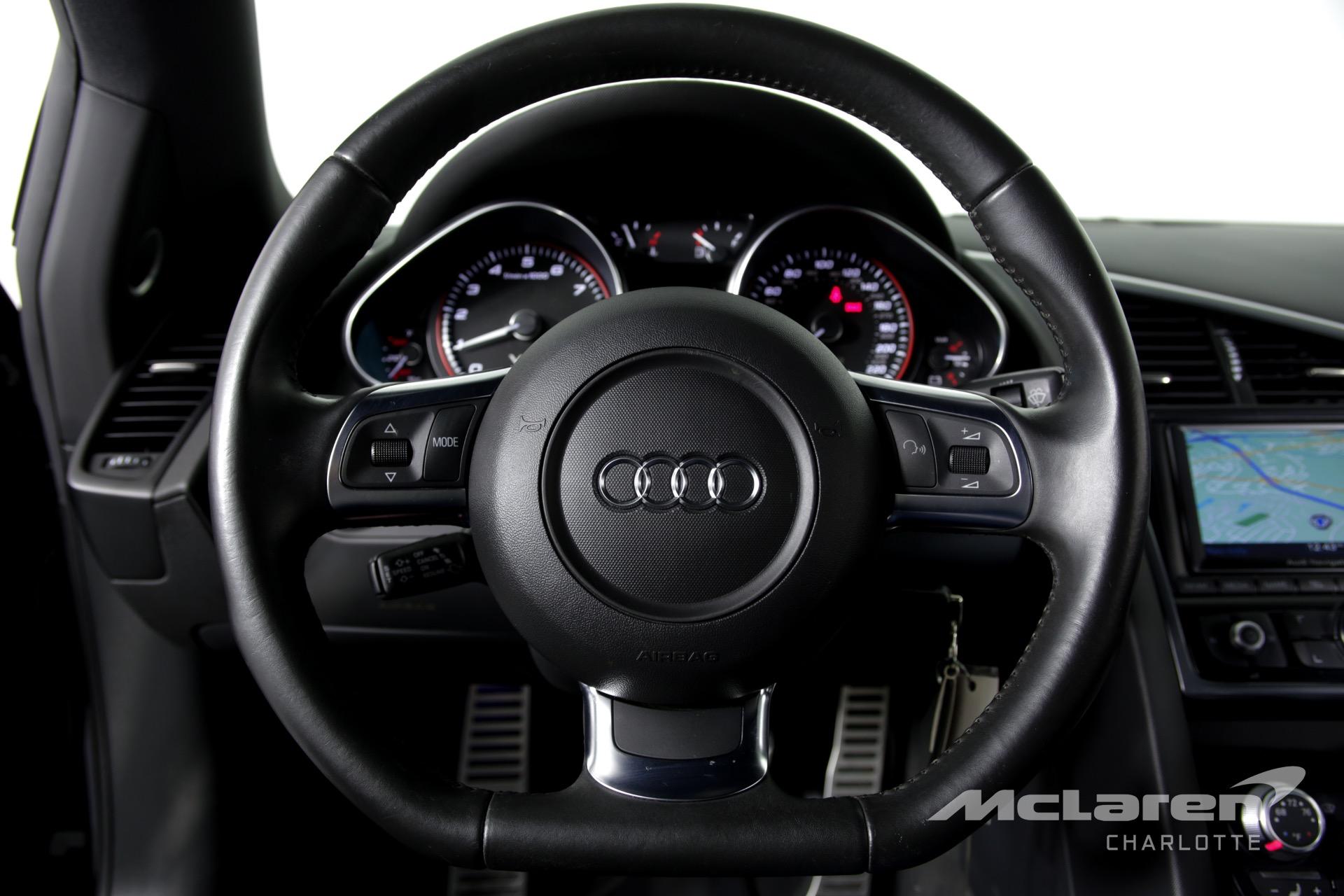 Used 2010 Audi R8 5.2 quattro   Charlotte, NC