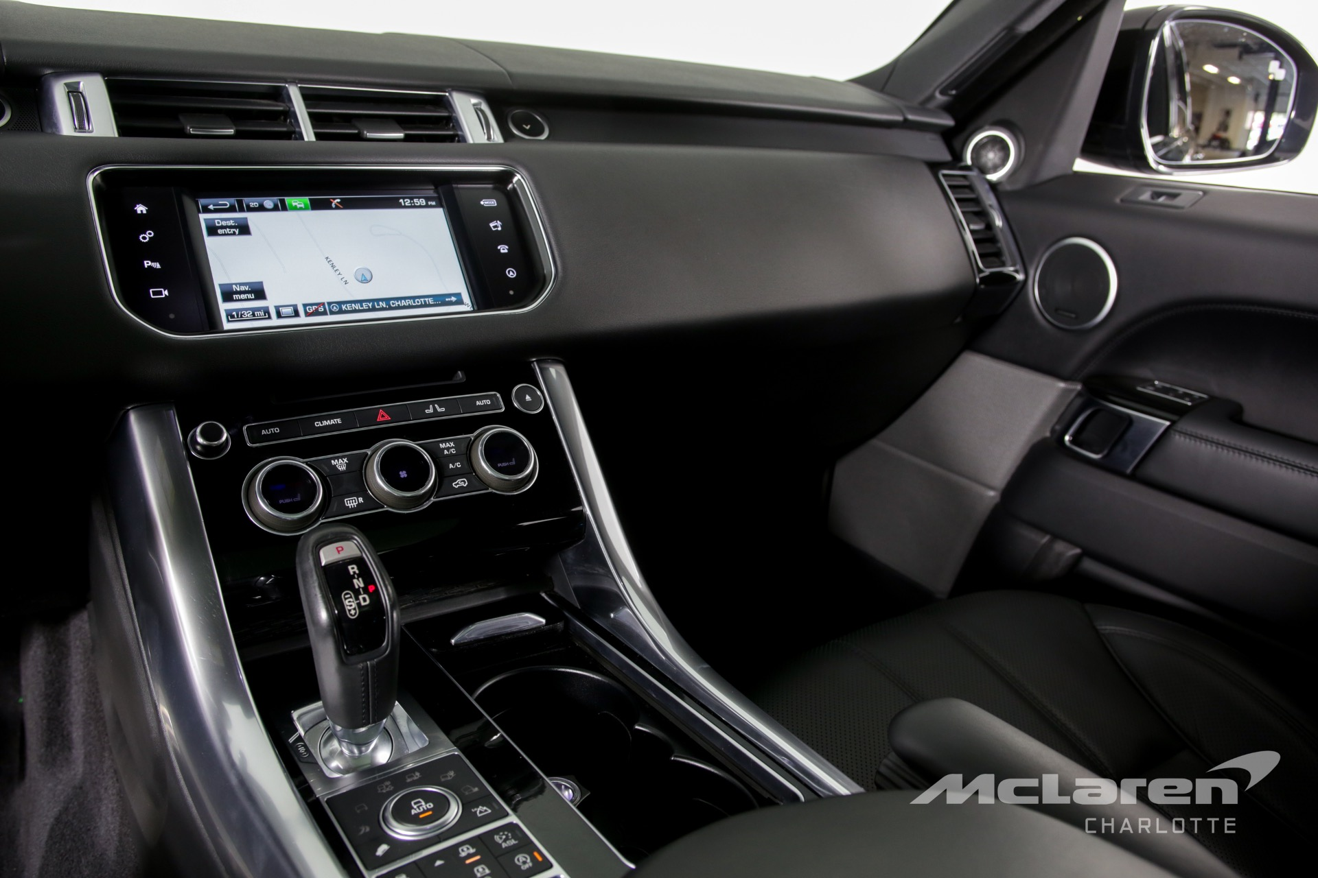 Used 2016 Land Rover Range Rover Sport Supercharged Dynamic | Charlotte, NC