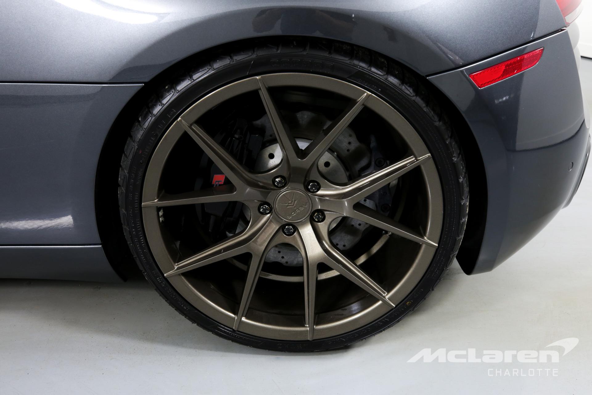 Used 2014 Audi R8 4.2 quattro Spyder | Charlotte, NC