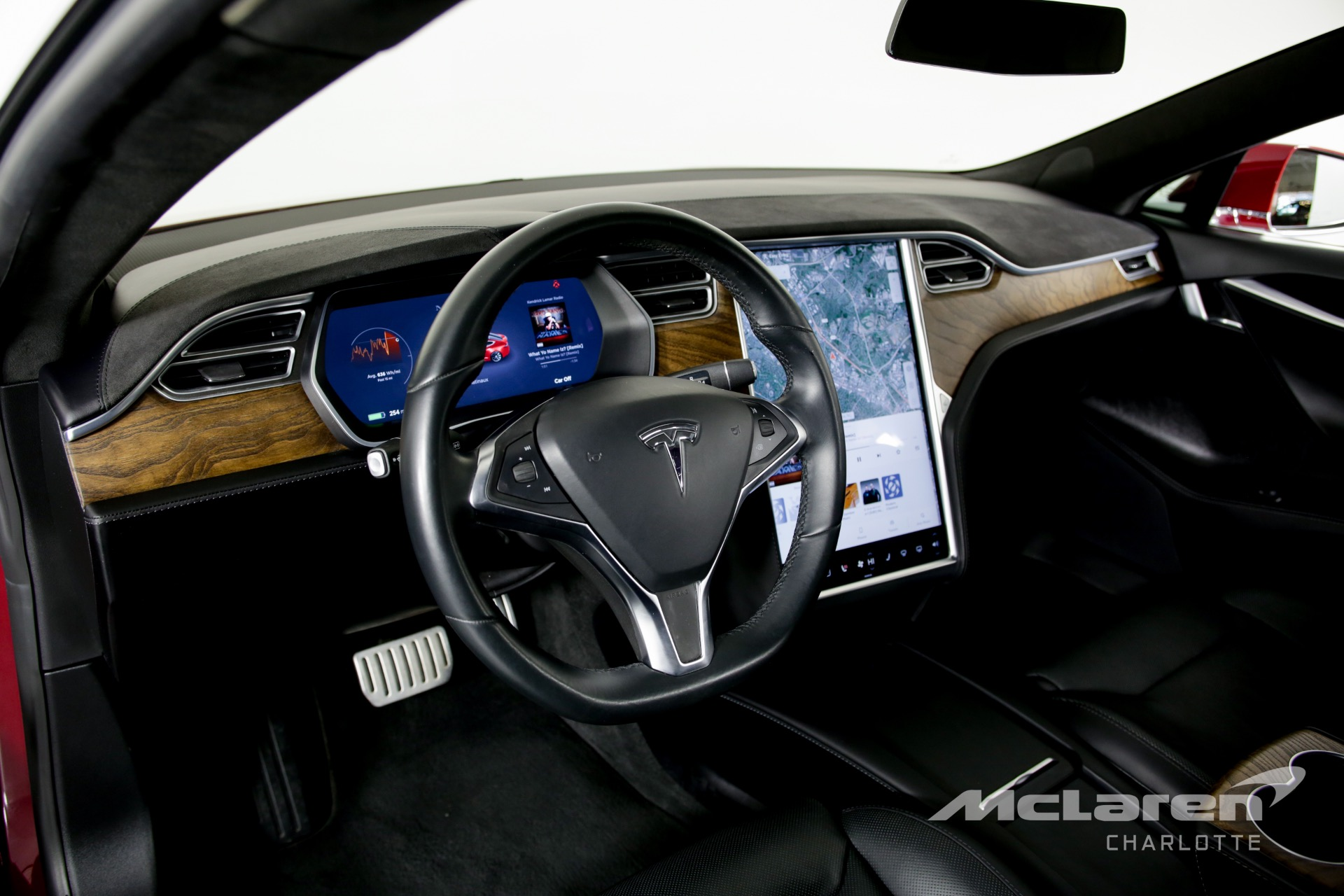 Used 2016 Tesla Model S P100D For Sale ($87,996) | McLaren Charlotte