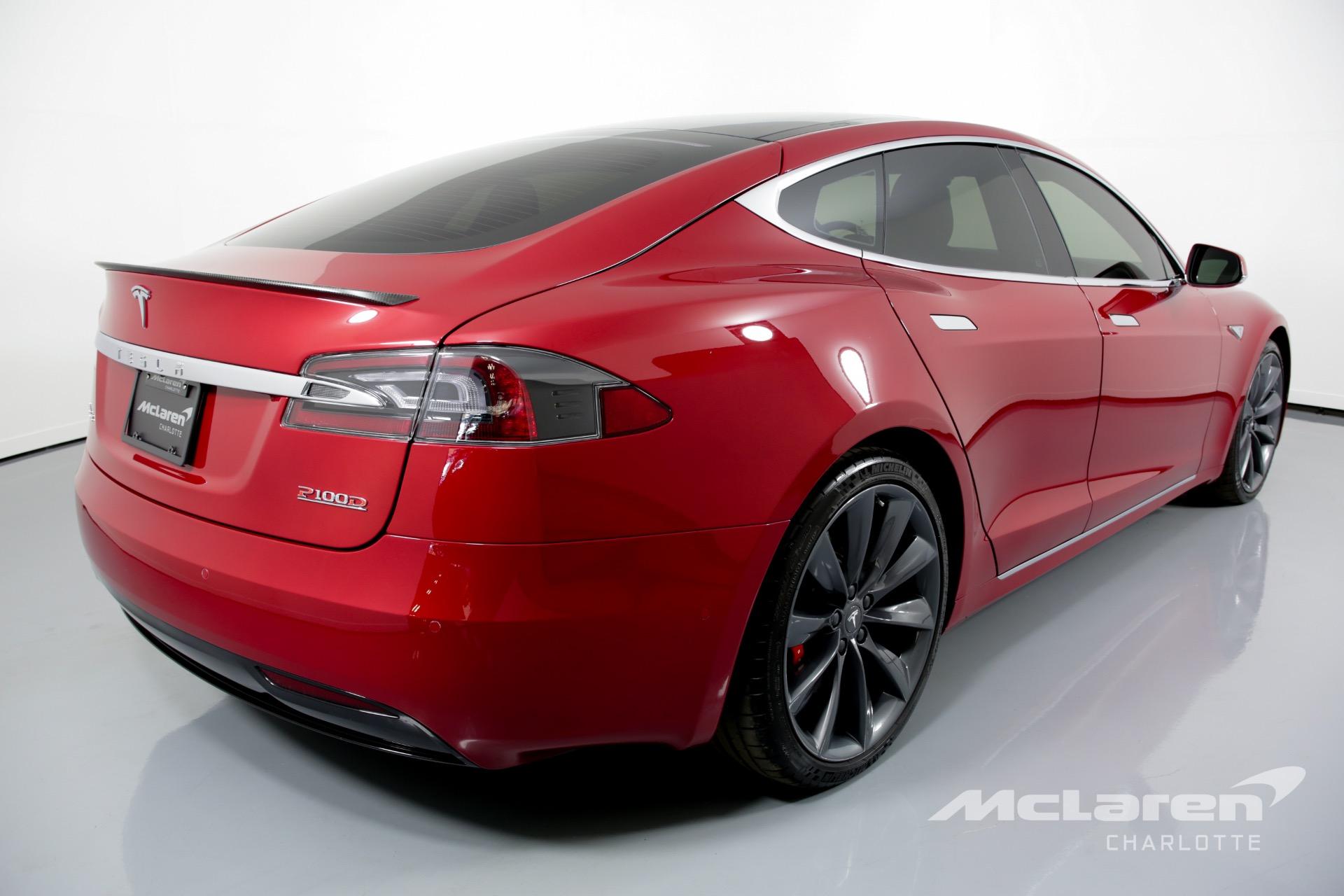 Used 2016 Tesla Model S P100D | Charlotte, NC