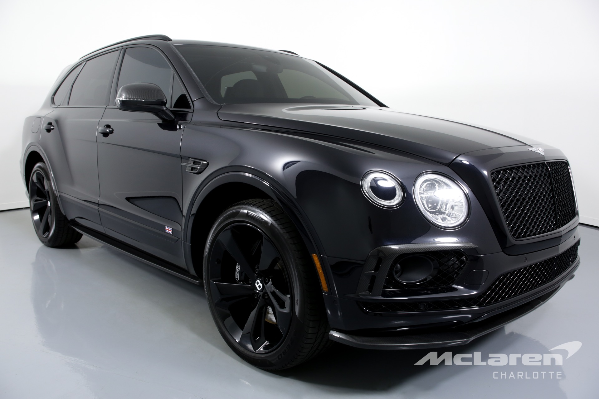 Used 2018 Bentley Bentayga W12 Signature Edition | Charlotte, NC