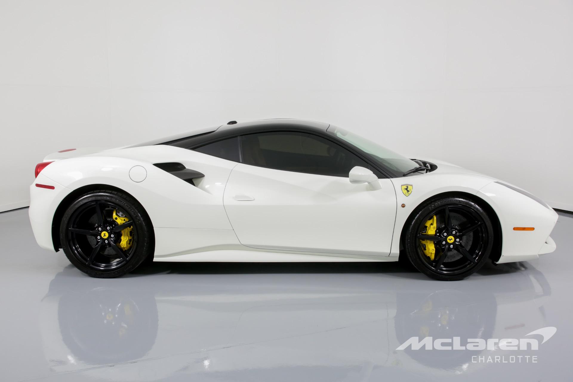 Used 2016 Ferrari 488 GTB  | Charlotte, NC