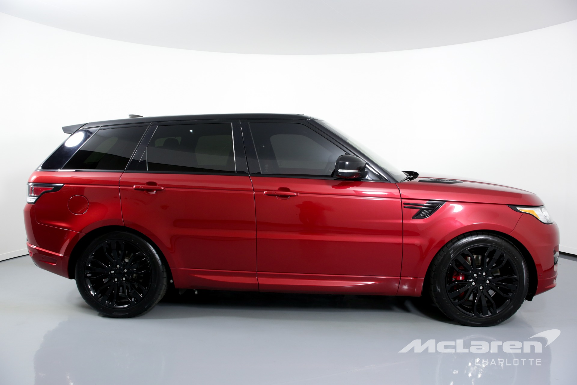Used 2017 Land Rover Range Rover Sport Autobiography | Charlotte, NC