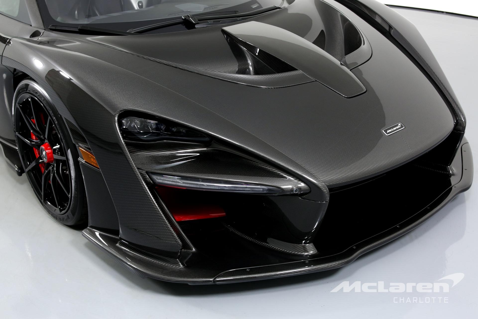 Used 2019 McLaren Senna    Charlotte, NC