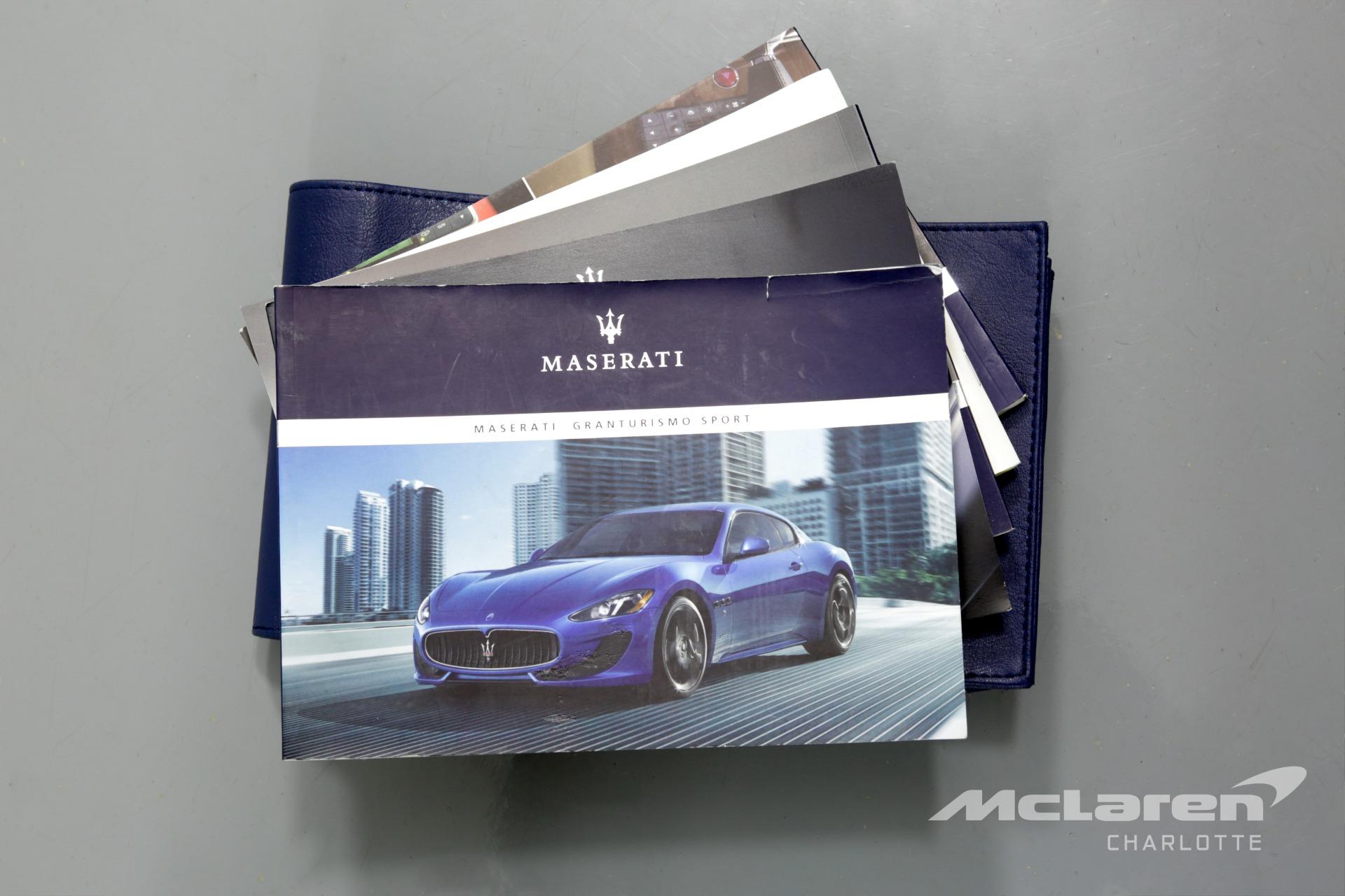 Used 2016 Maserati GranTurismo Sport | Charlotte, NC