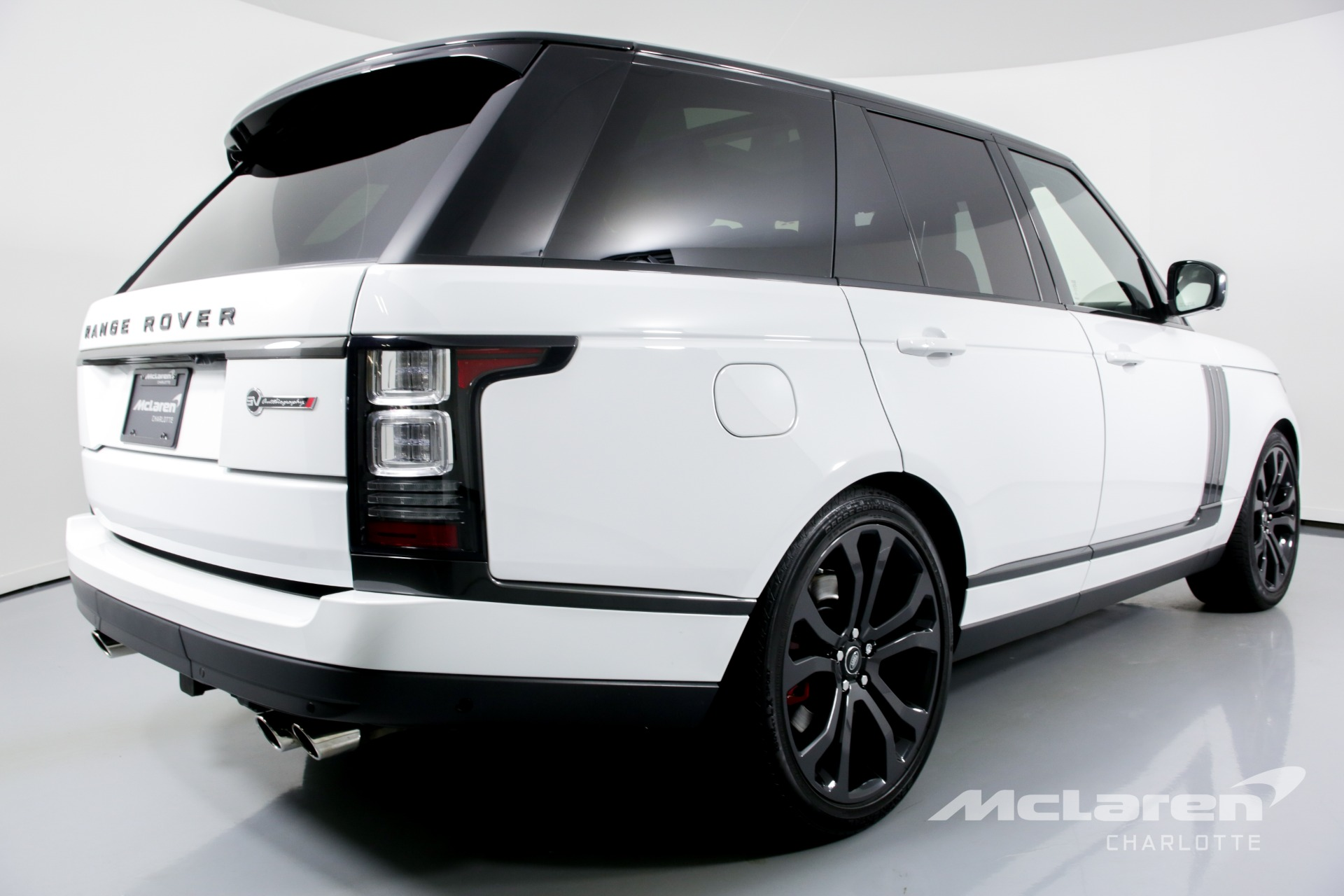 Used 2017 Land Rover Range Rover SVAutobiography Dynamic   Charlotte, NC