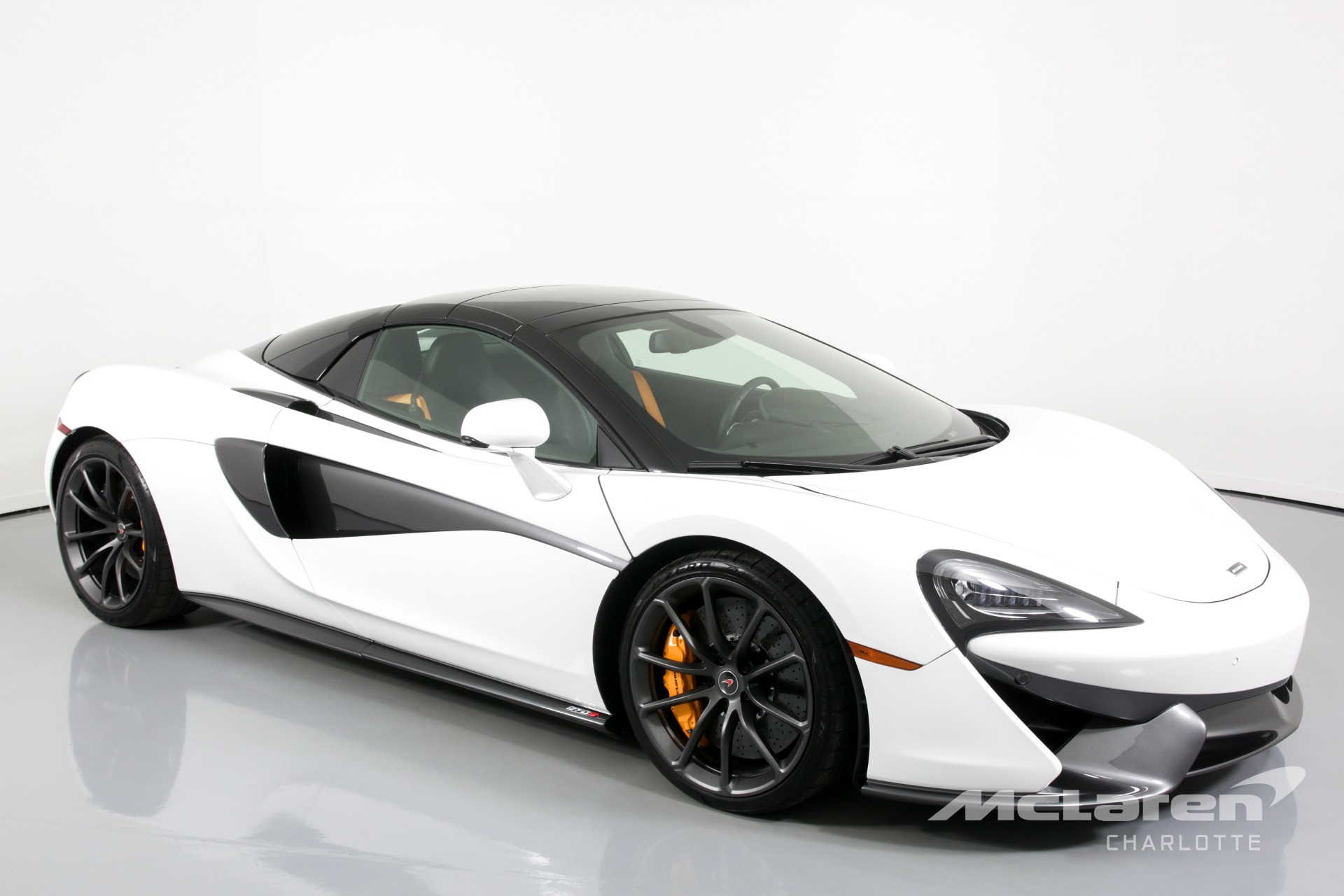Used 2018 McLaren 570S Spider  | Charlotte, NC