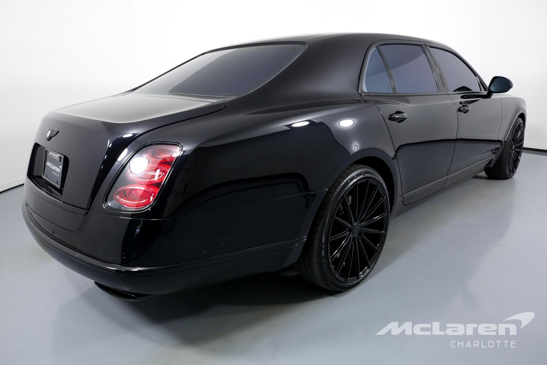 Used 2016 Bentley Mulsanne Speed | Charlotte, NC