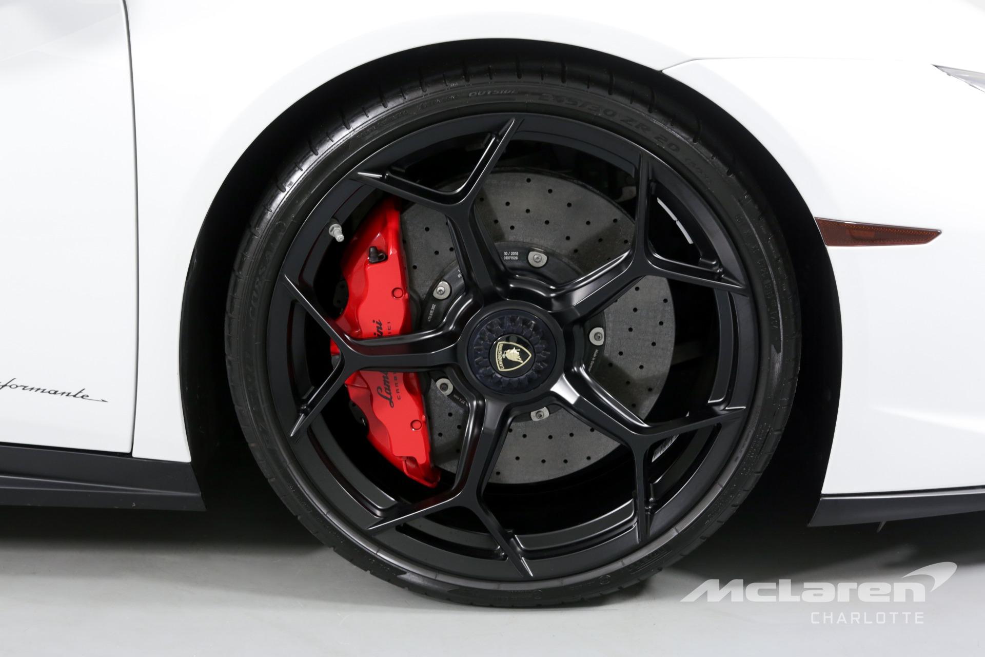 Used 2018 Lamborghini Huracan LP 640-4 Performante Spyder | Charlotte, NC