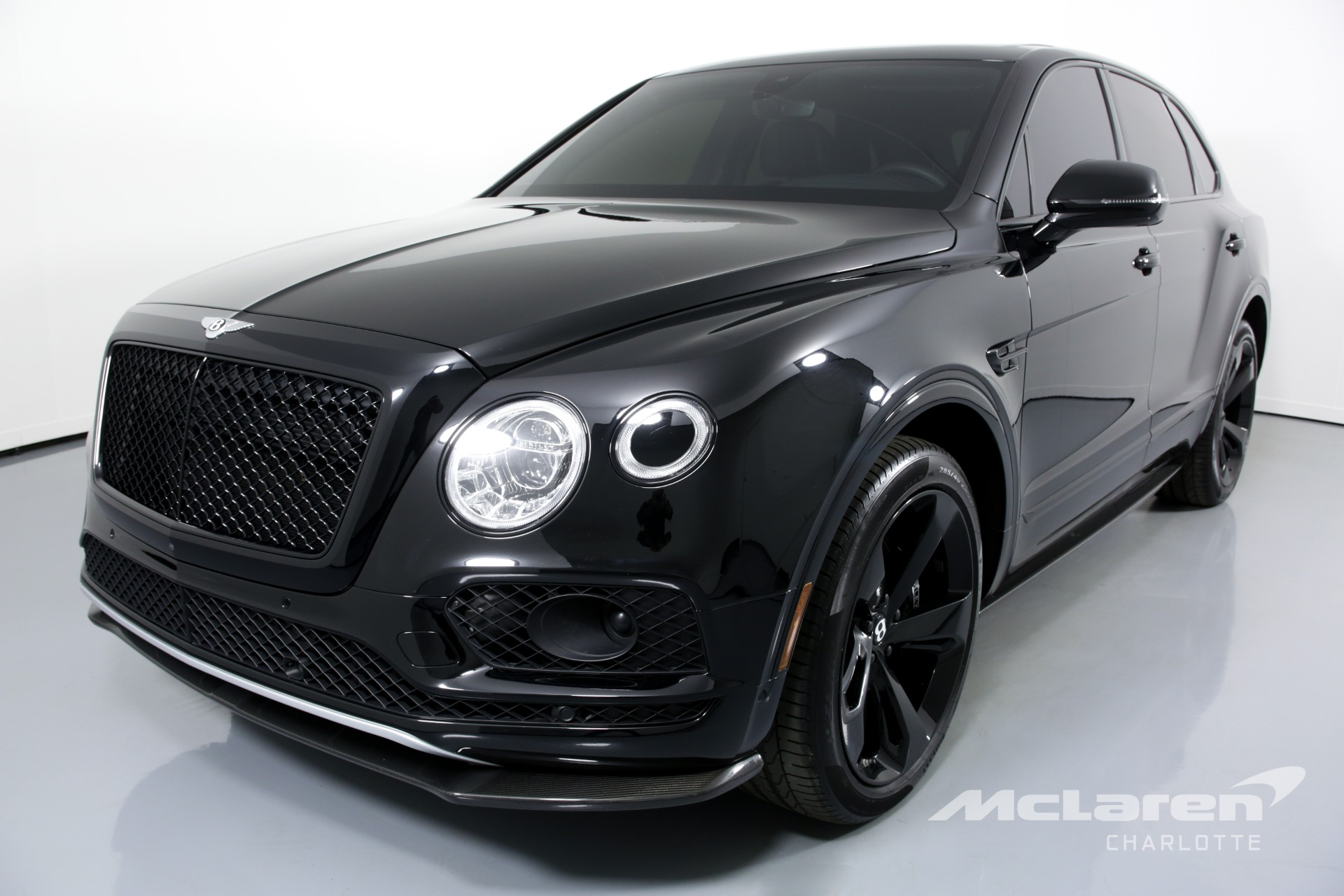 Bentley Bentayga Black
