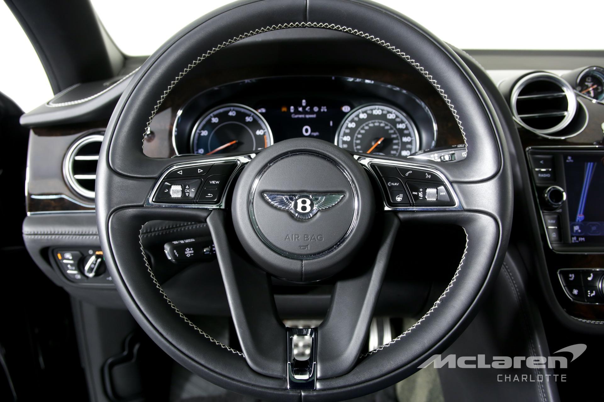 Used 2017 Bentley Bentayga W12 First Edition   Charlotte, NC