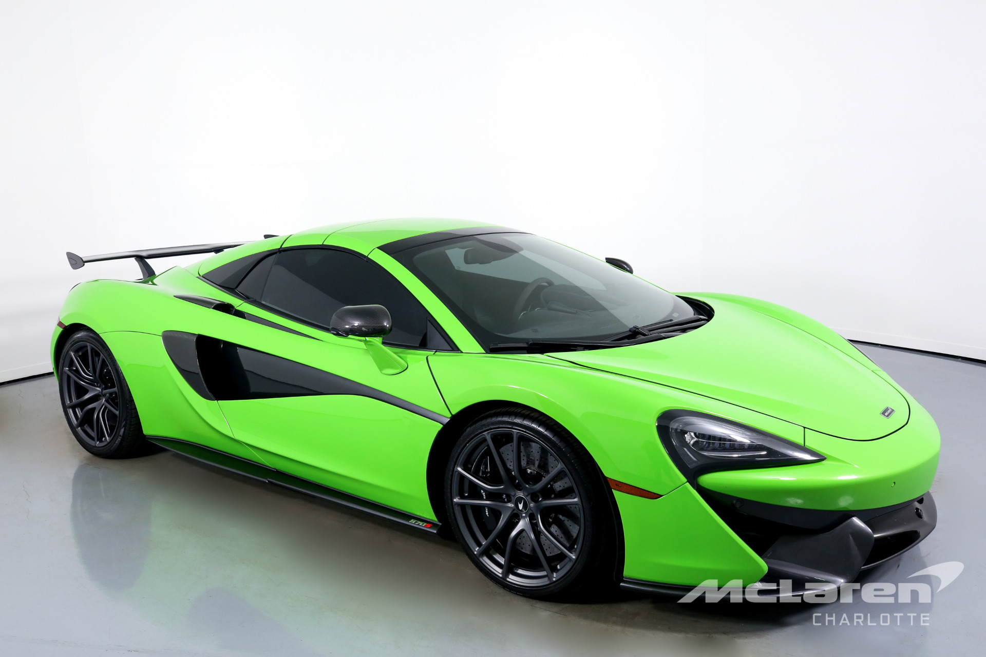 Used 2019 McLaren 570S Spider  | Charlotte, NC