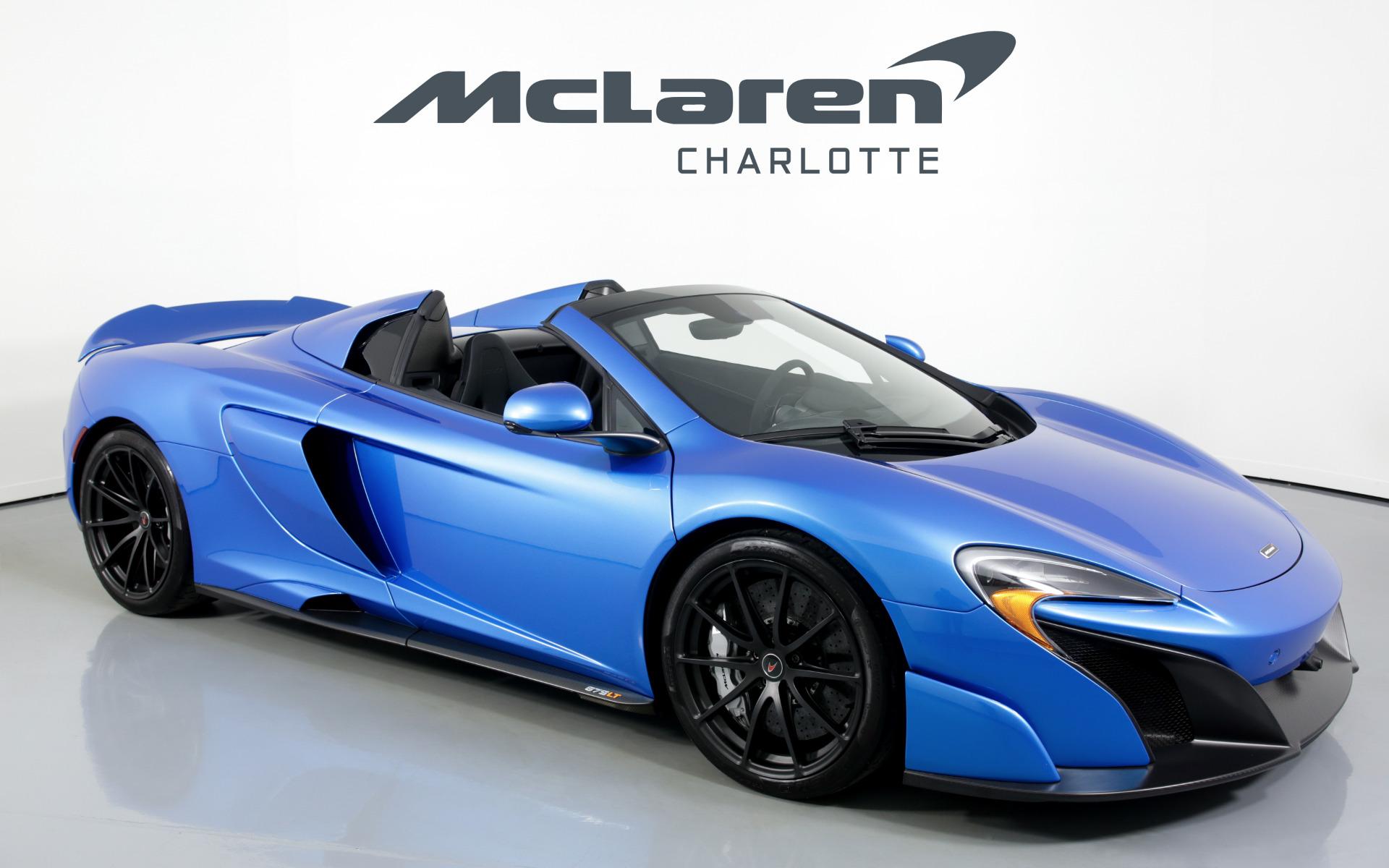 Used 2016 McLaren 675LT Spider    Charlotte, NC