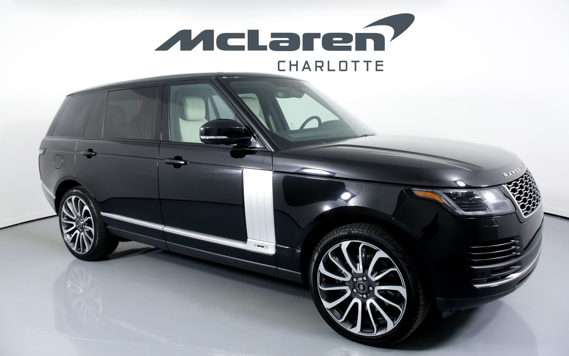 Used 2019 Land Rover Range Rover Supercharged LWB | Charlotte, NC