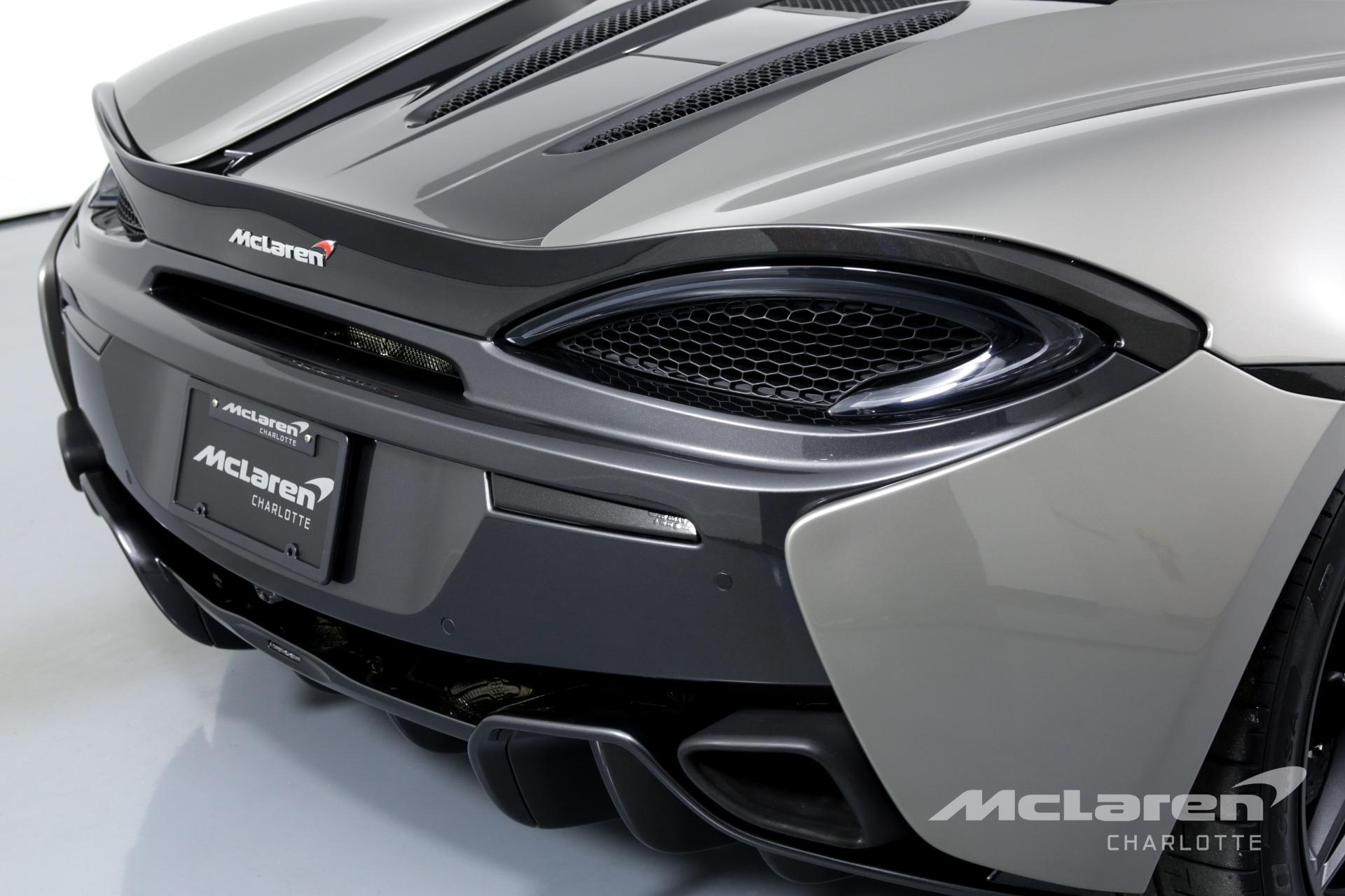 Used 2017 McLaren 570S    Charlotte, NC