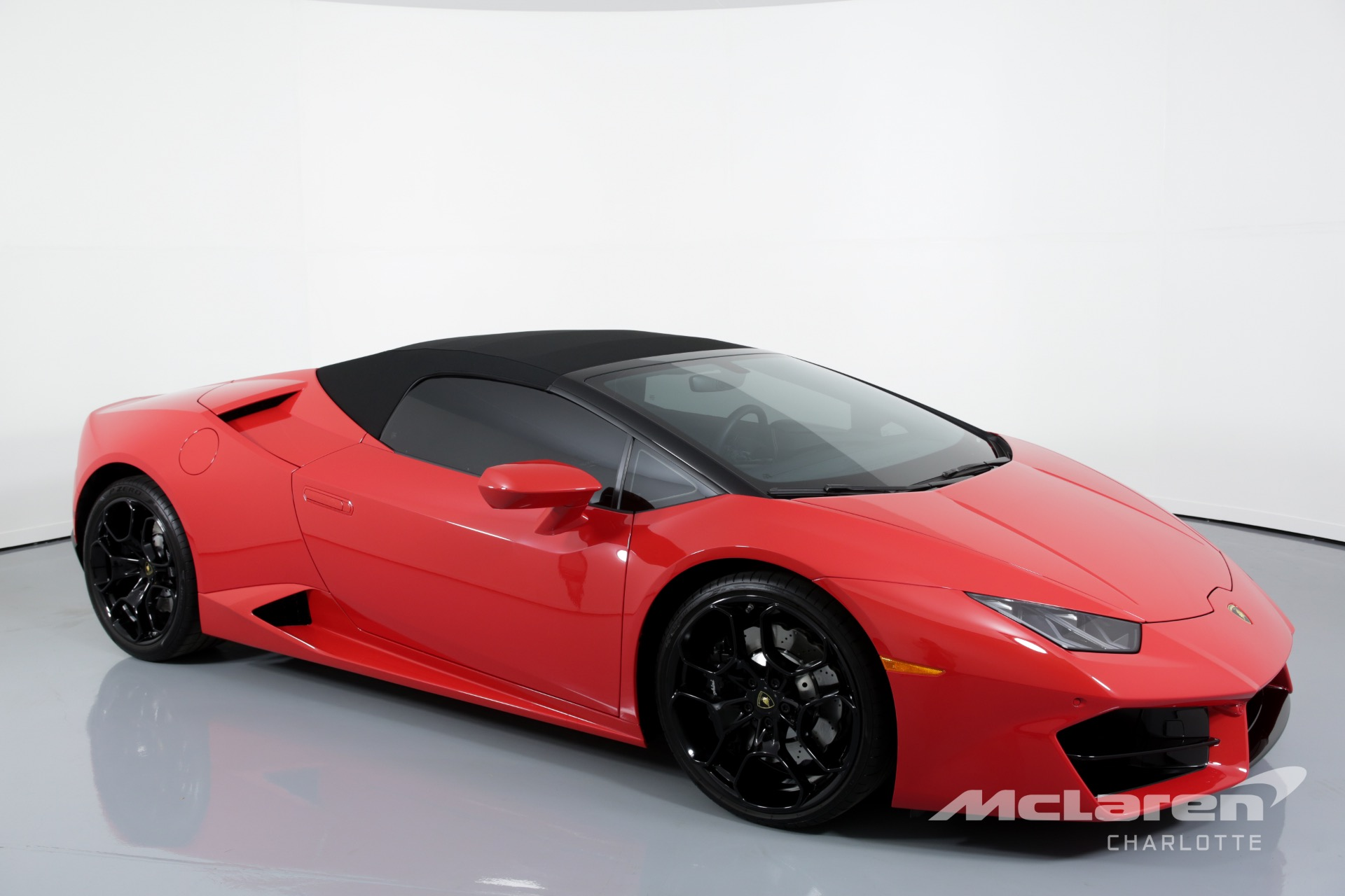 Used 2018 Lamborghini Huracan Lp 580 2 Spyder For Sale 220 996