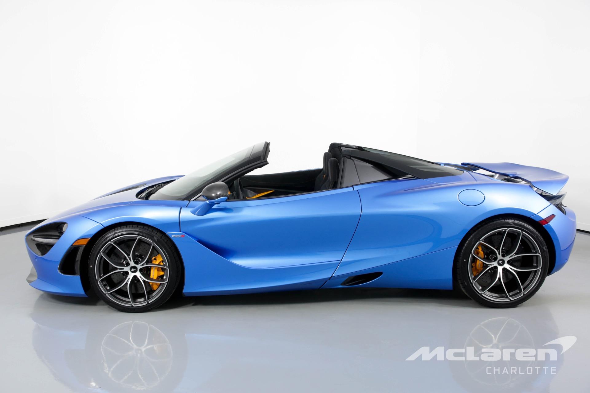New 2020 McLaren 720S Spider Performance | Charlotte, NC