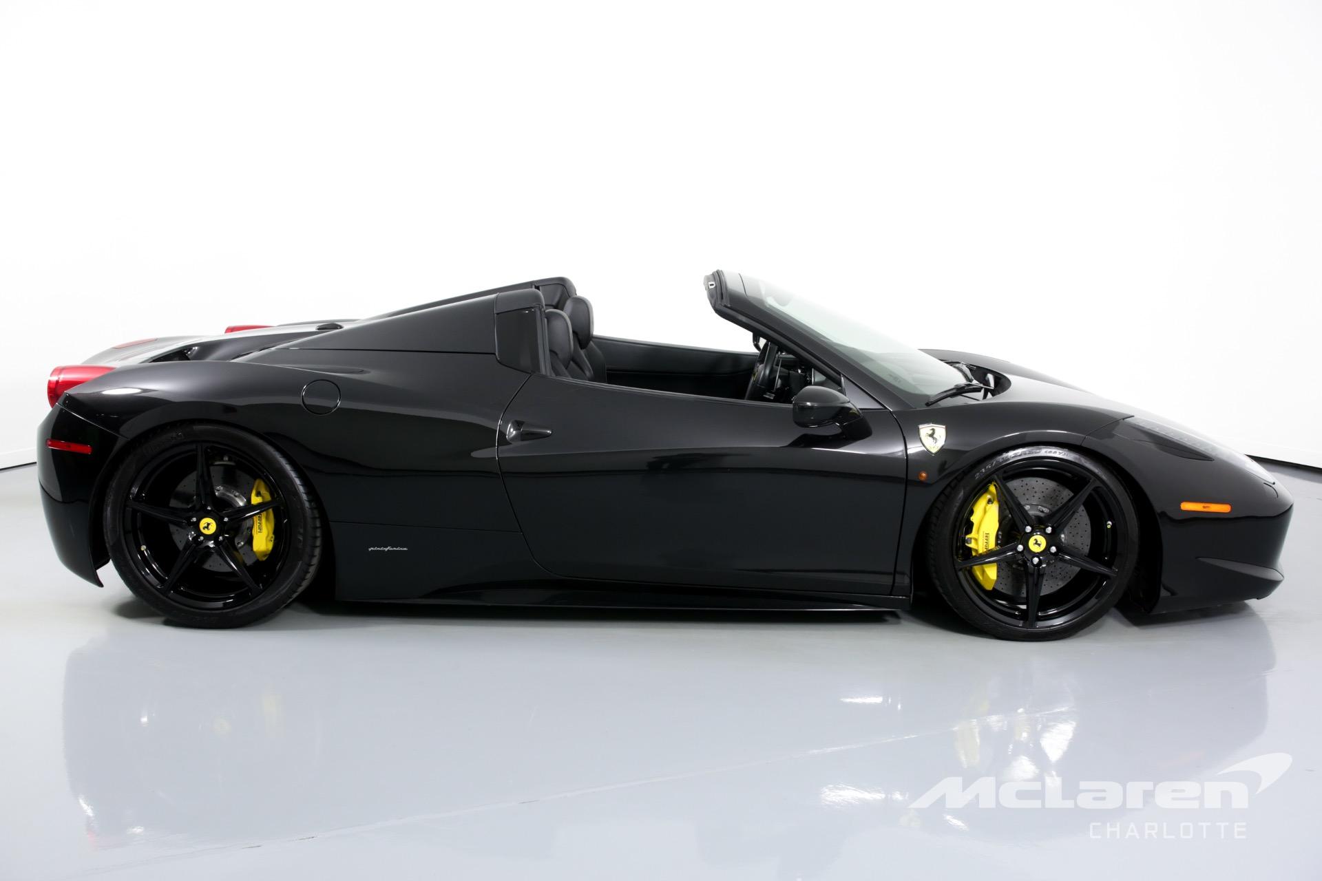 Used 2013 Ferrari 458 Spider  | Charlotte, NC