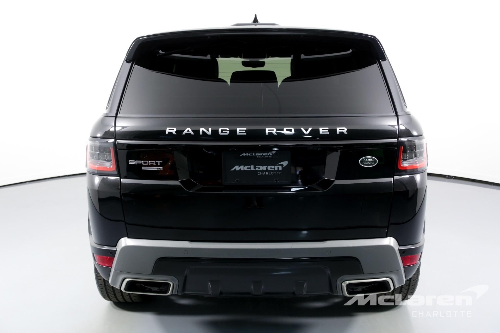 Used 2018 Land Rover Range Rover Sport SE | Charlotte, NC