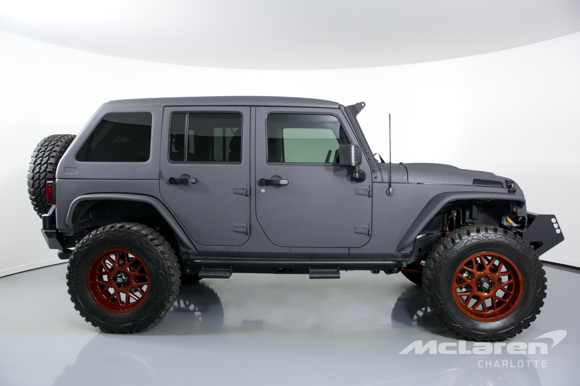 Used 2016 Jeep Wrangler Unlimited Sport | Charlotte, NC