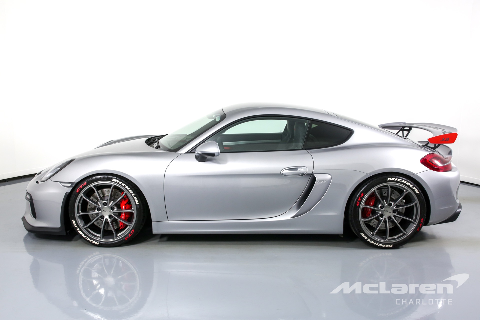 Used 2016 Porsche Cayman GT4 | Charlotte, NC