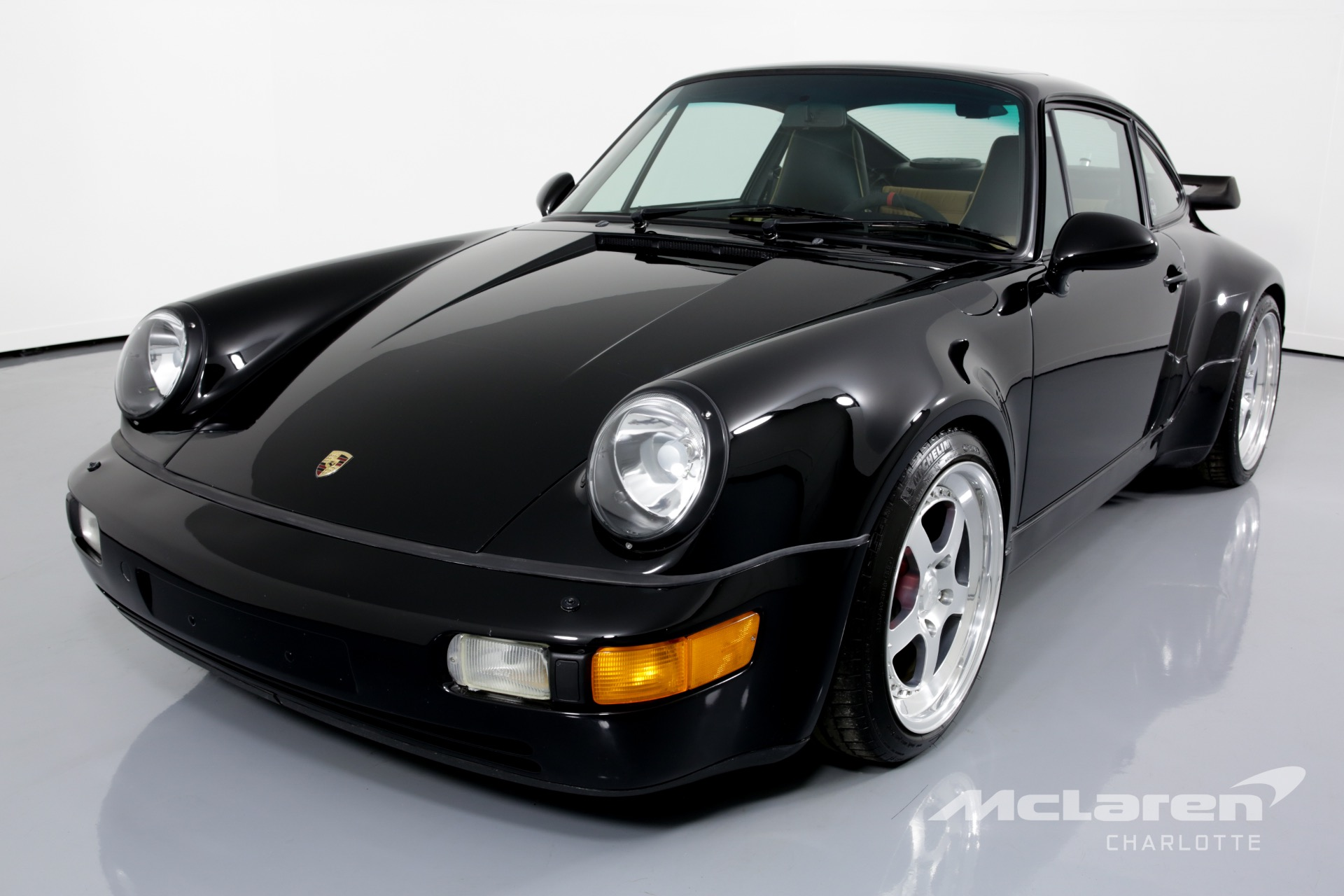 Used 1991 Porsche 911 Turbo | Charlotte, NC