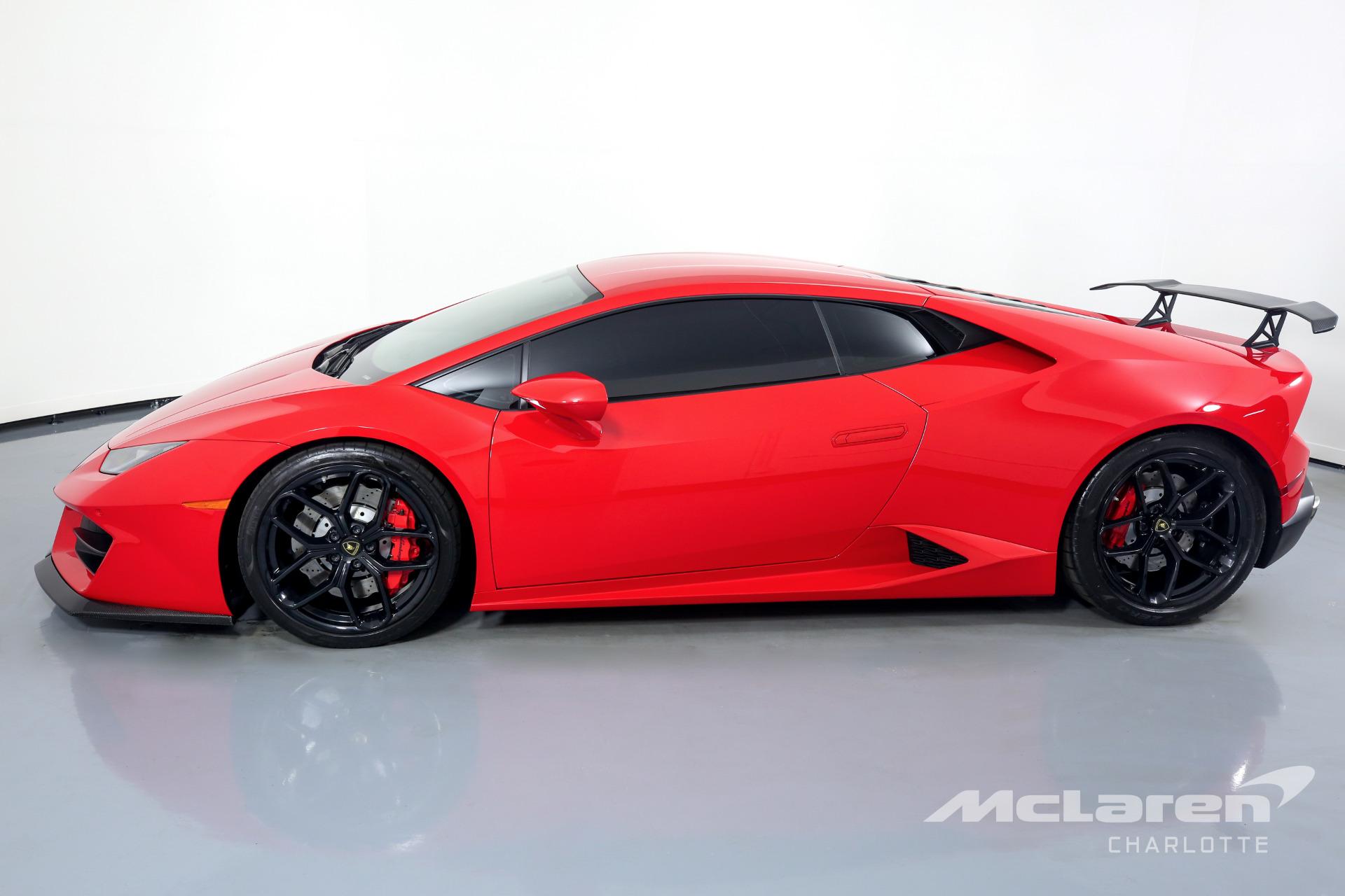 Used 2016 Lamborghini Huracan LP 580-2 | Charlotte, NC