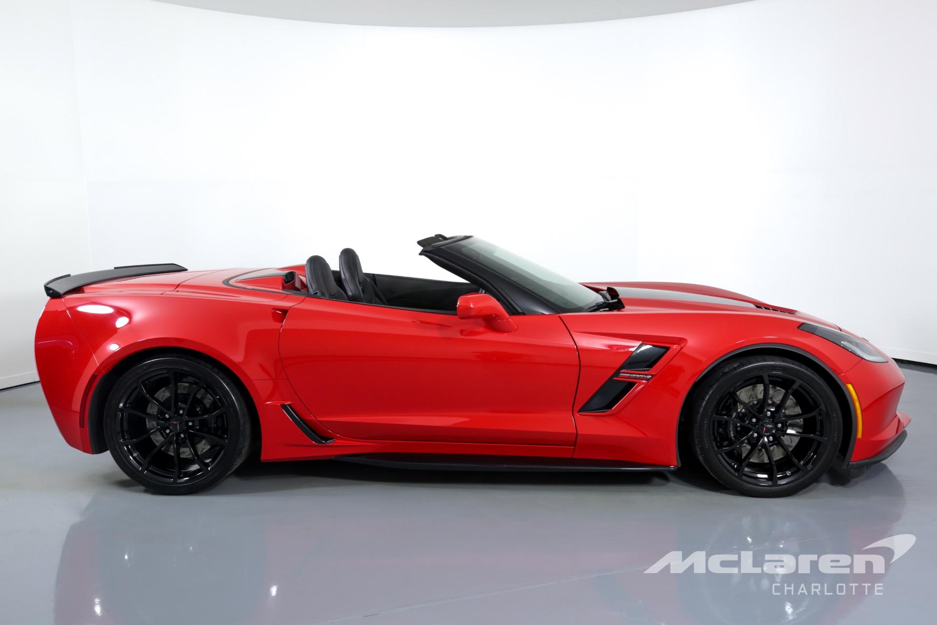 Used 2017 Chevrolet Corvette Grand Sport | Charlotte, NC