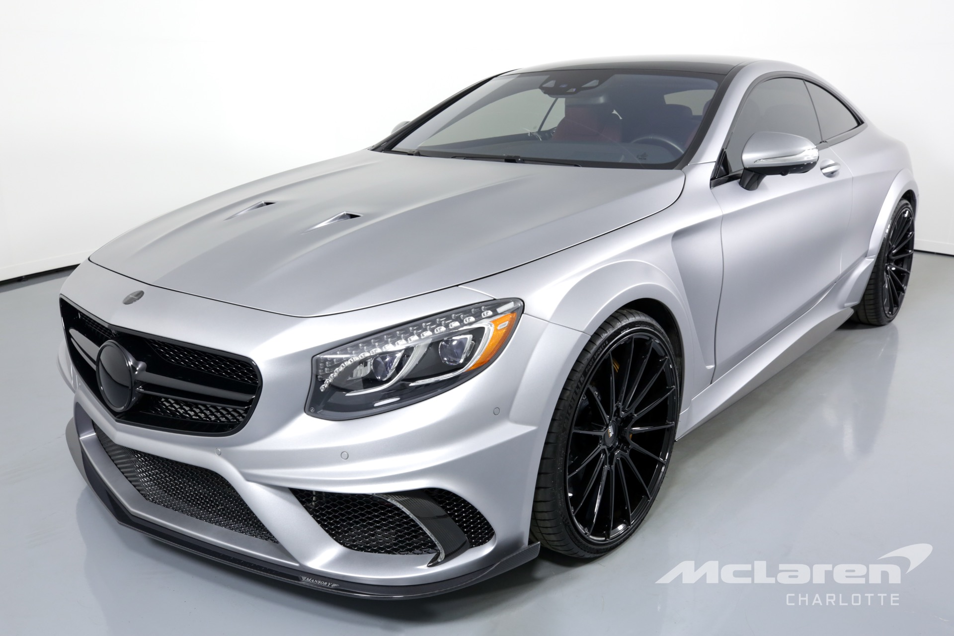 Used 2015 Mercedes-Benz S-Class S 63 AMG | Charlotte, NC
