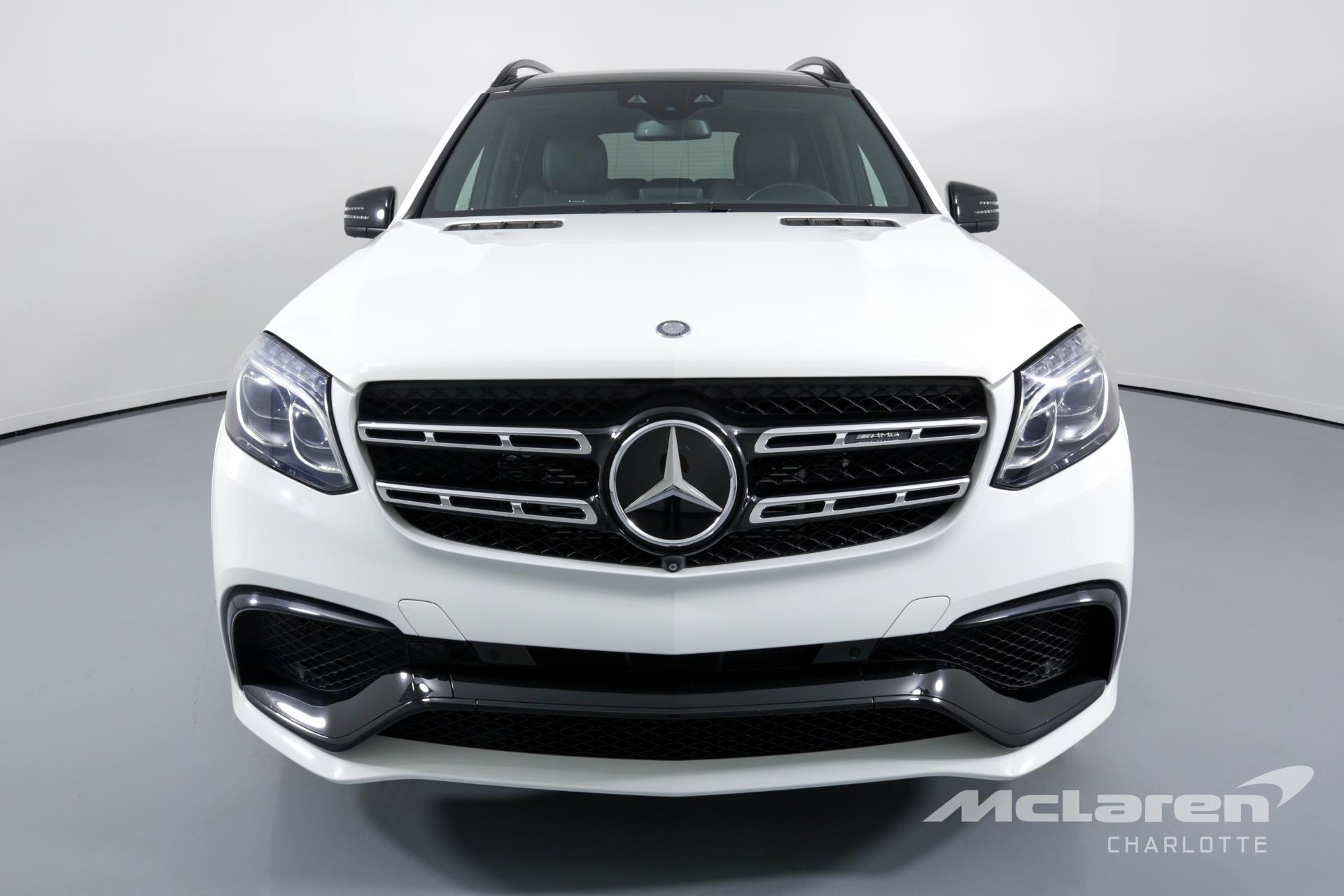 Used 2017 Mercedes-Benz GLS AMG GLS 63   Charlotte, NC