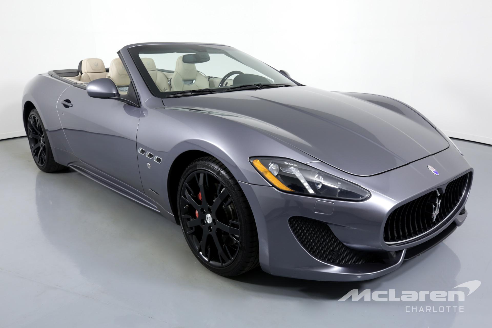 Used 2015 Maserati GranTurismo Sport   Charlotte, NC