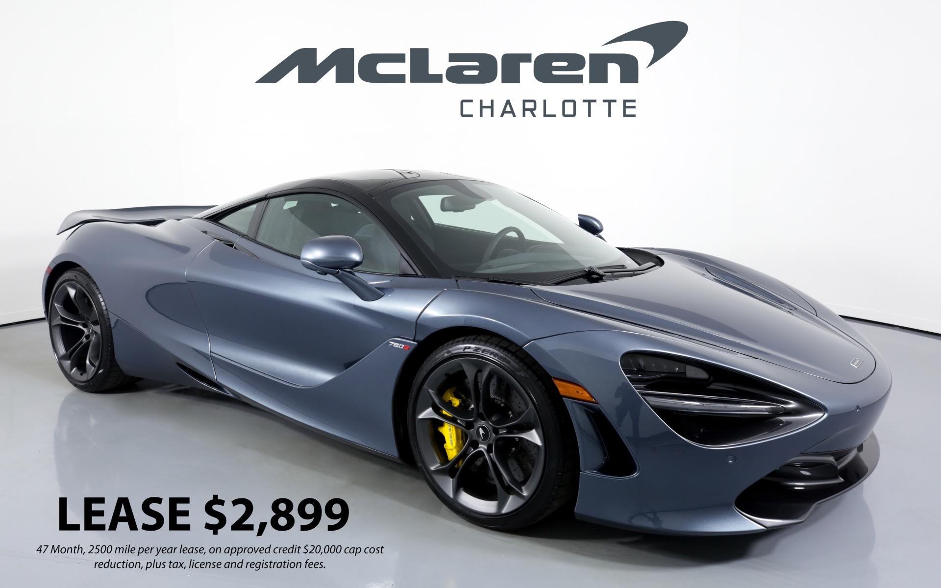 New 2020 MCLAREN 720S    Charlotte, NC