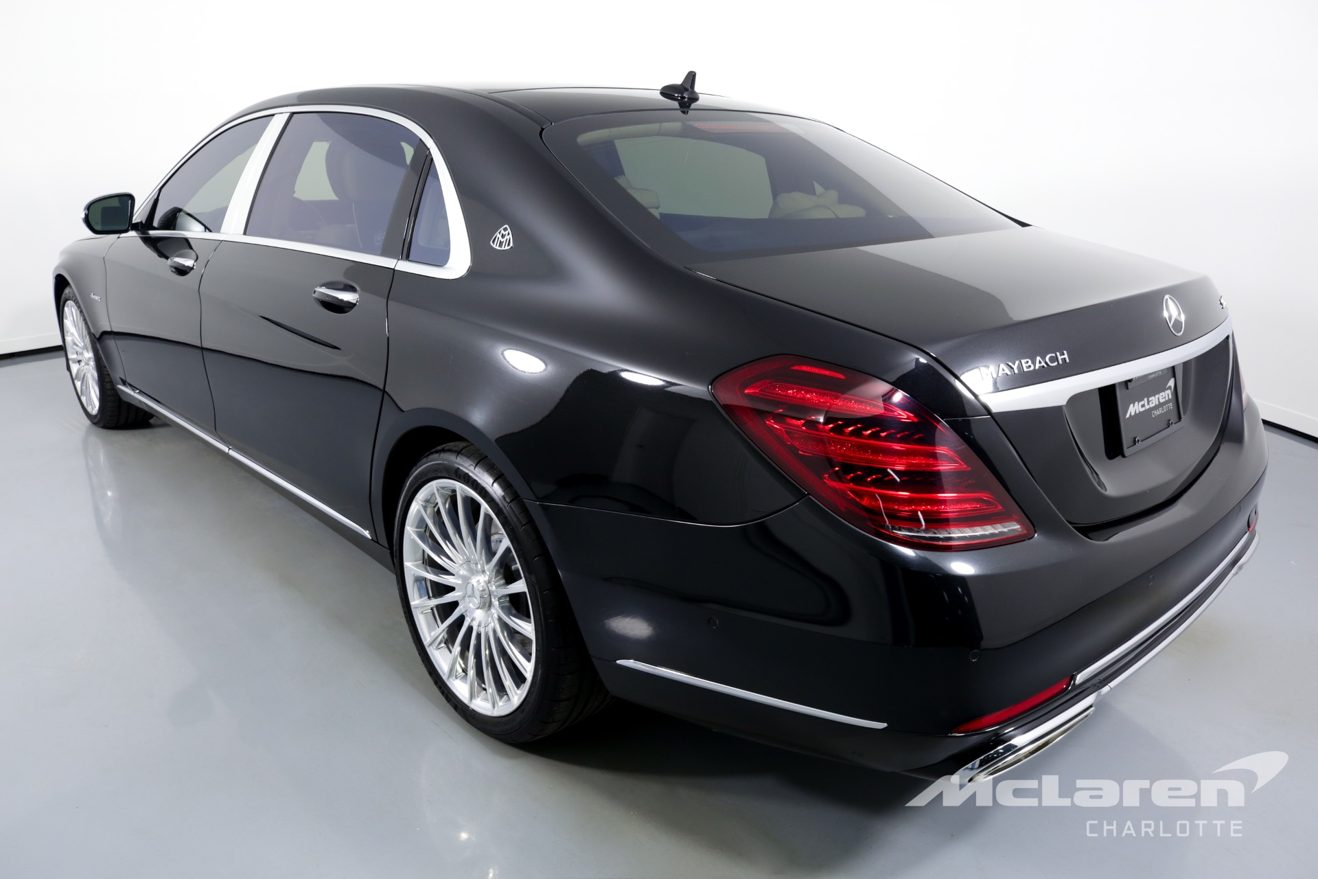 Used 2018 Mercedes-Benz S-Class Maybach S560 4MATIC | Charlotte, NC