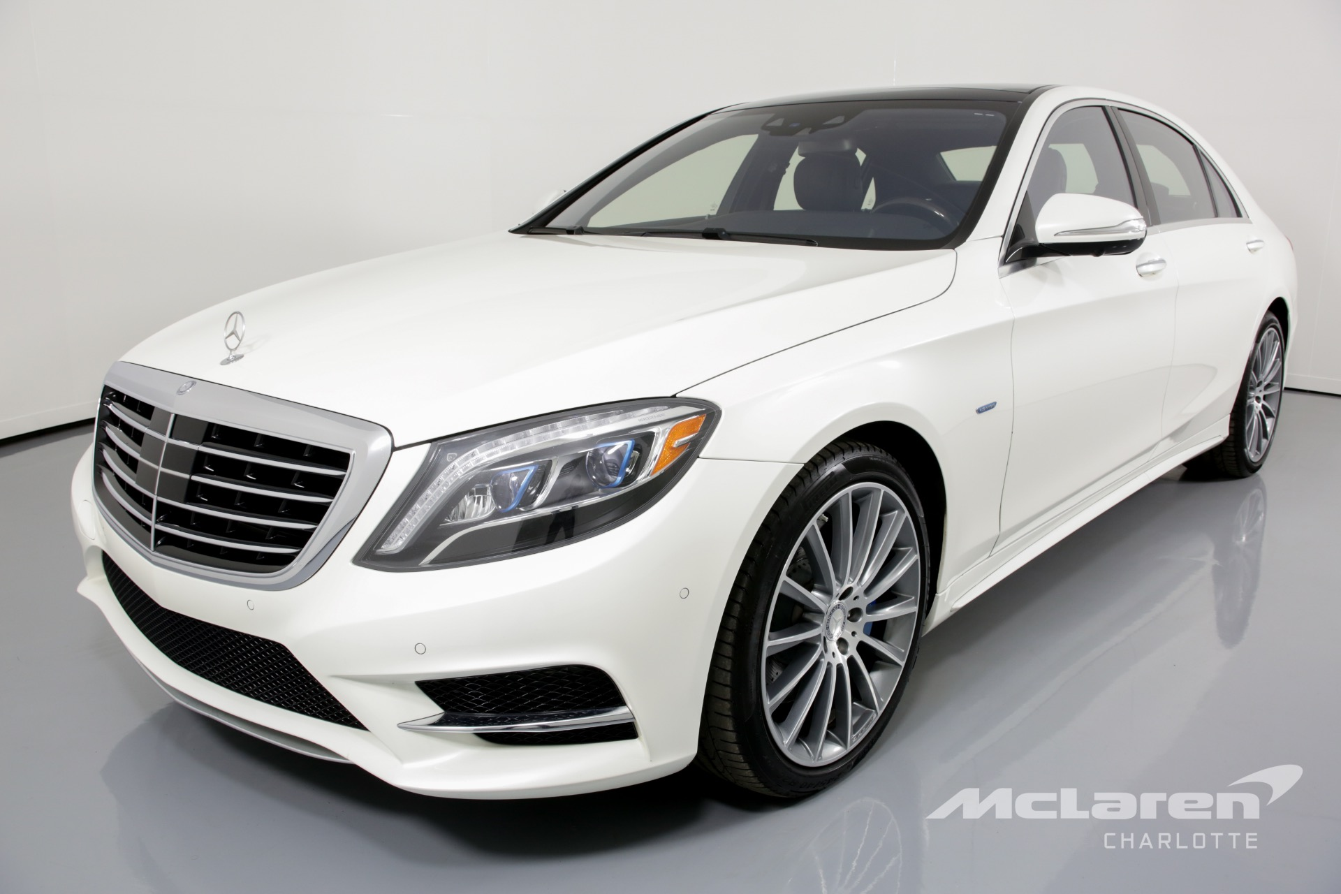 Used 2016 Mercedes Benz S Cl 550e Charlotte Nc