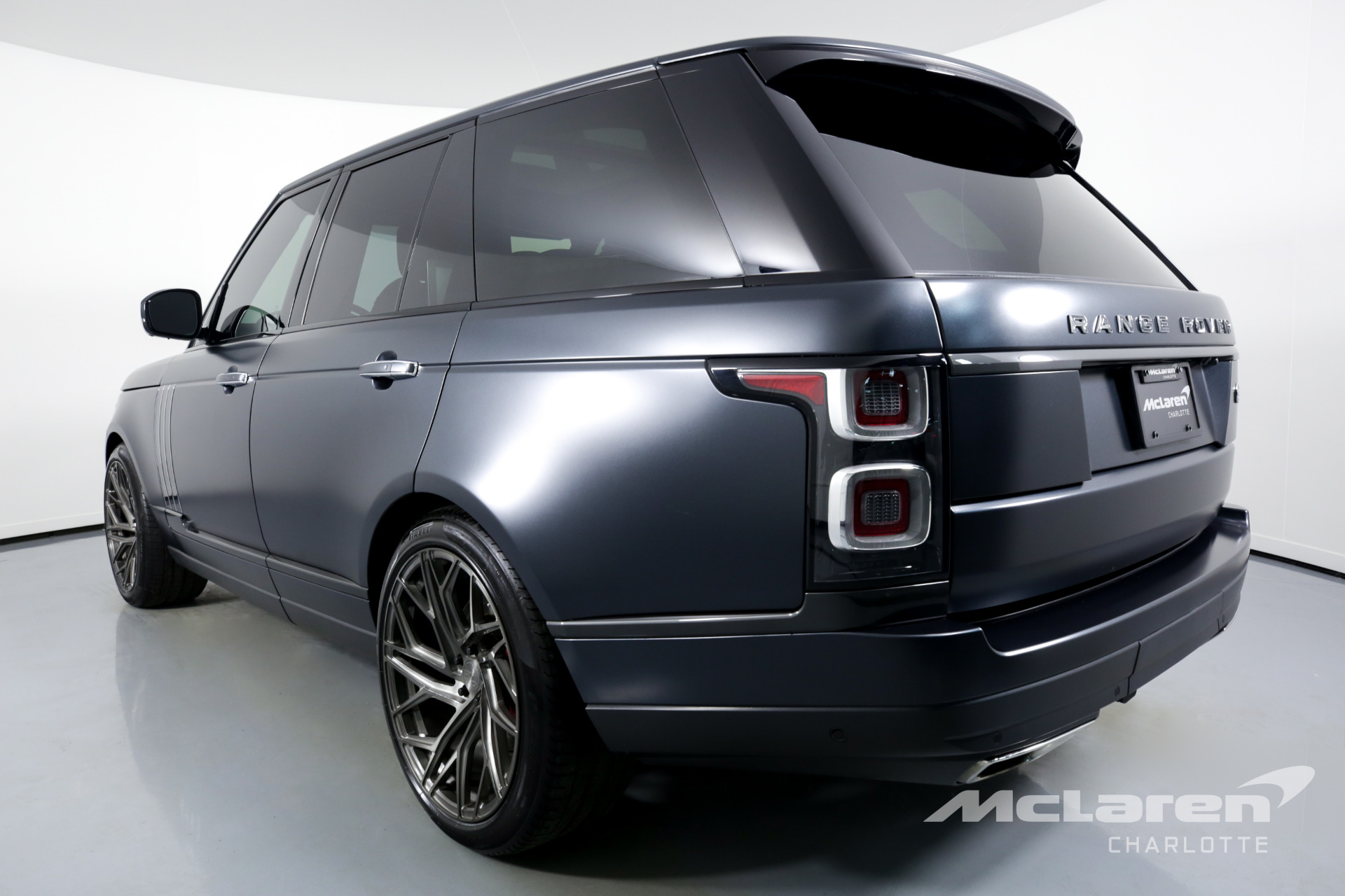 Used 2018 Land Rover Range Rover SVAutobiography Dynamic | Charlotte, NC
