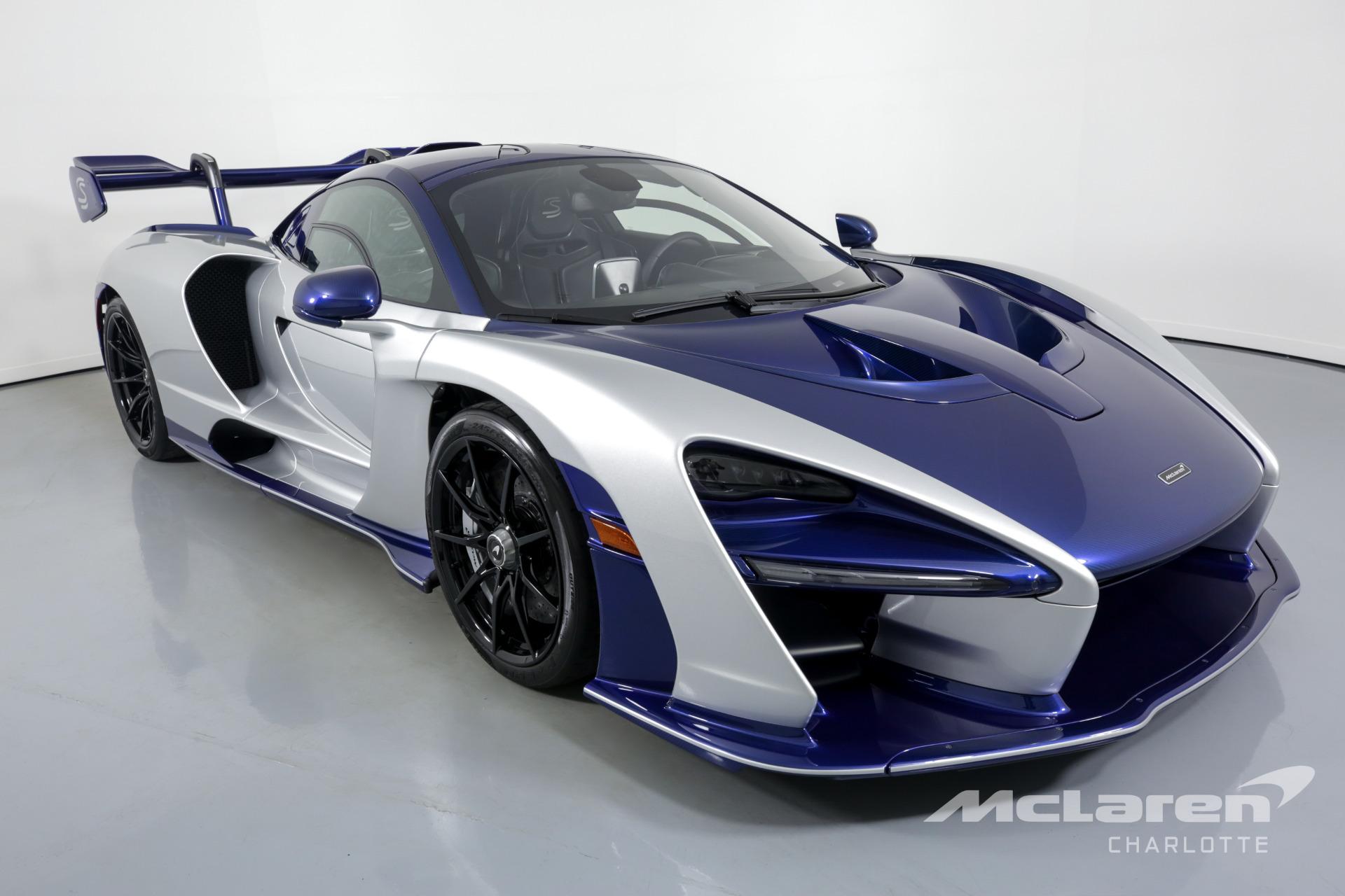 Used 2019 McLaren Senna  | Charlotte, NC
