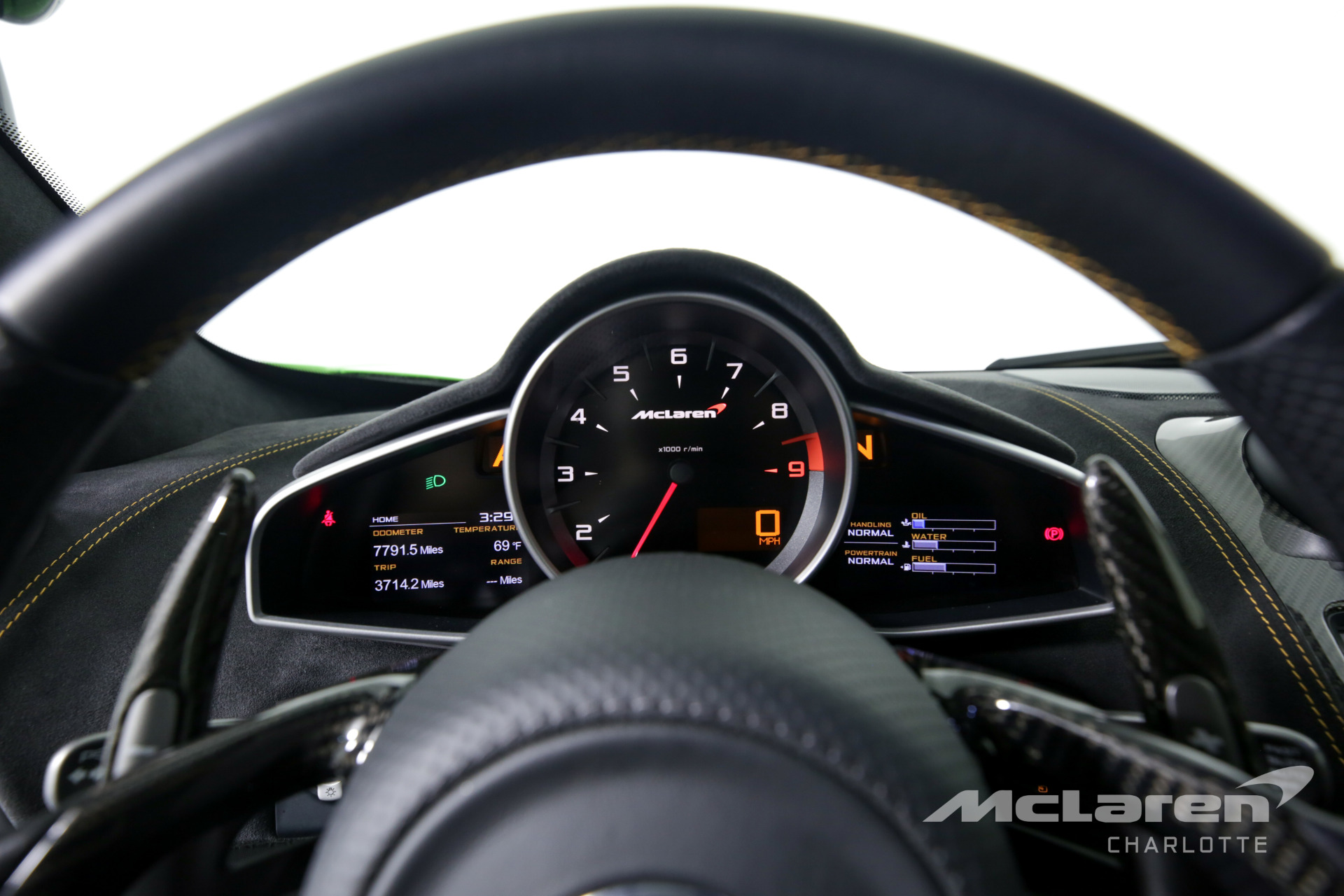 Used 2015 McLaren 650S Coupe  | Charlotte, NC