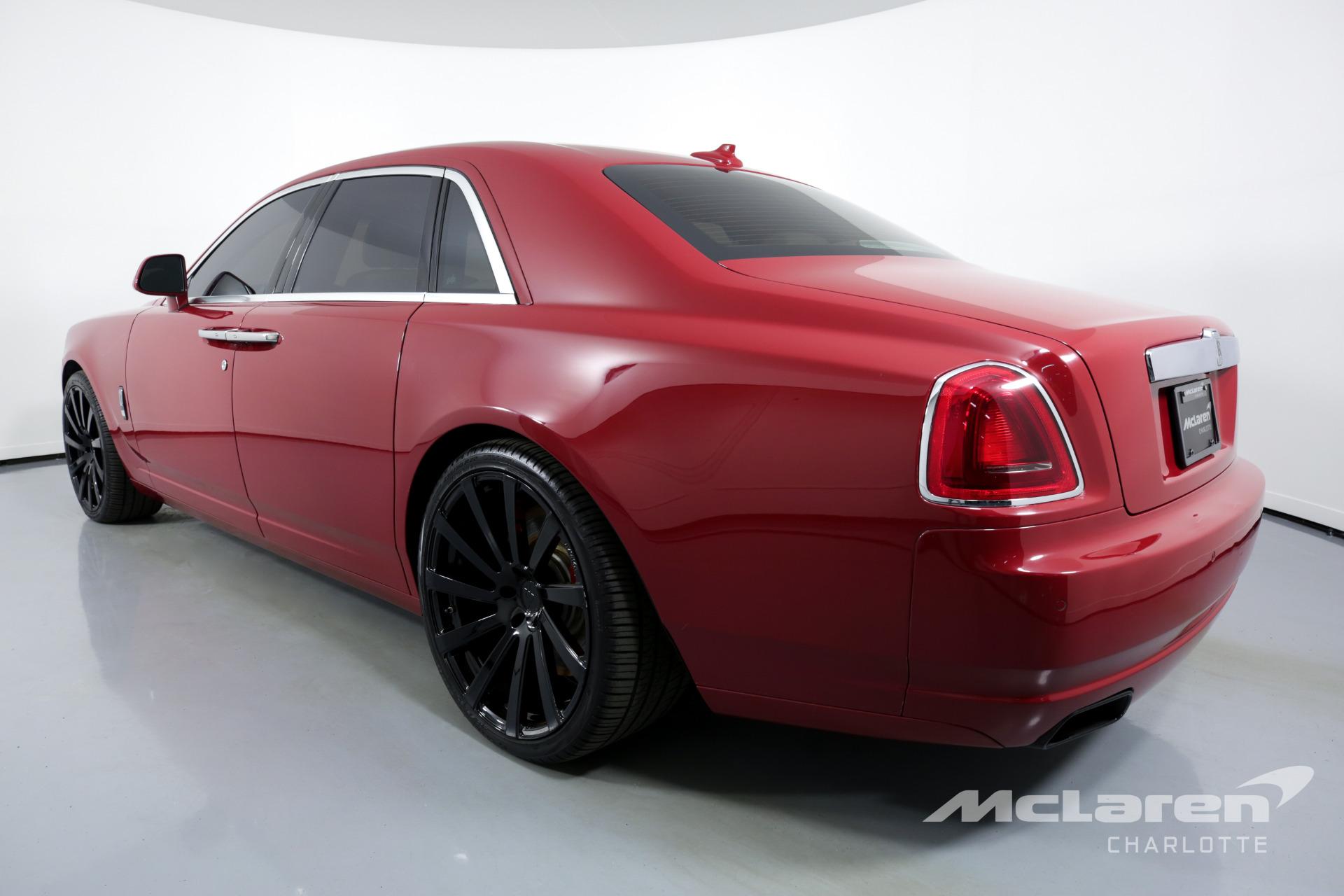Used 2016 Rolls-Royce Ghost  | Charlotte, NC