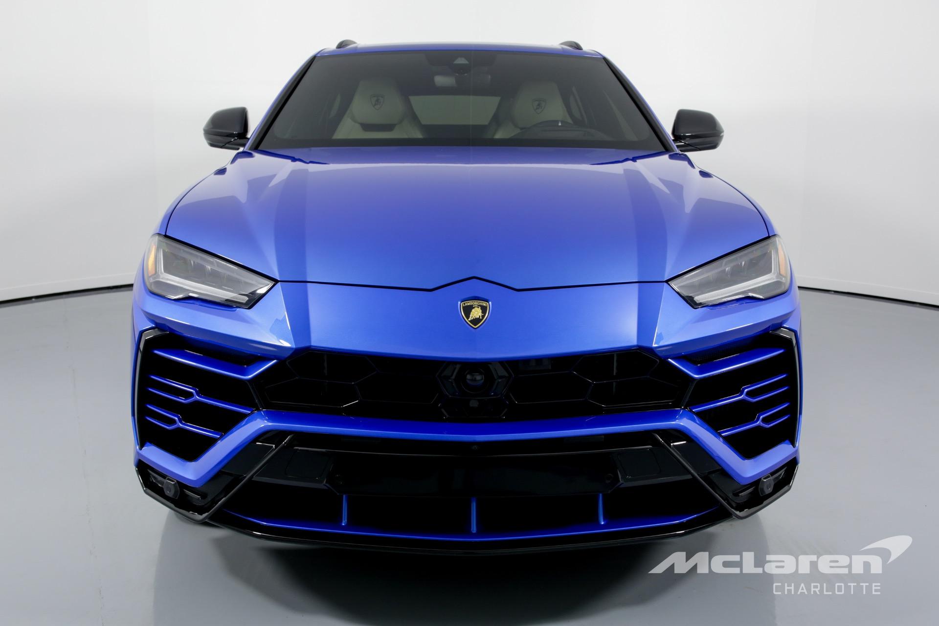 Used 2019 Lamborghini Urus For Sale 269 996 Mclaren Charlotte
