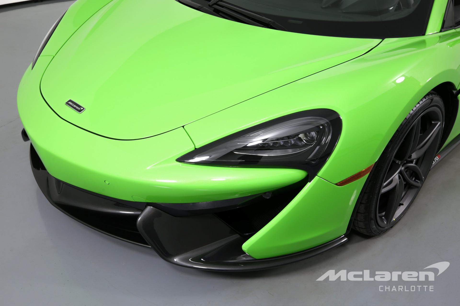 Used 2020 McLaren 570S spider    Charlotte, NC