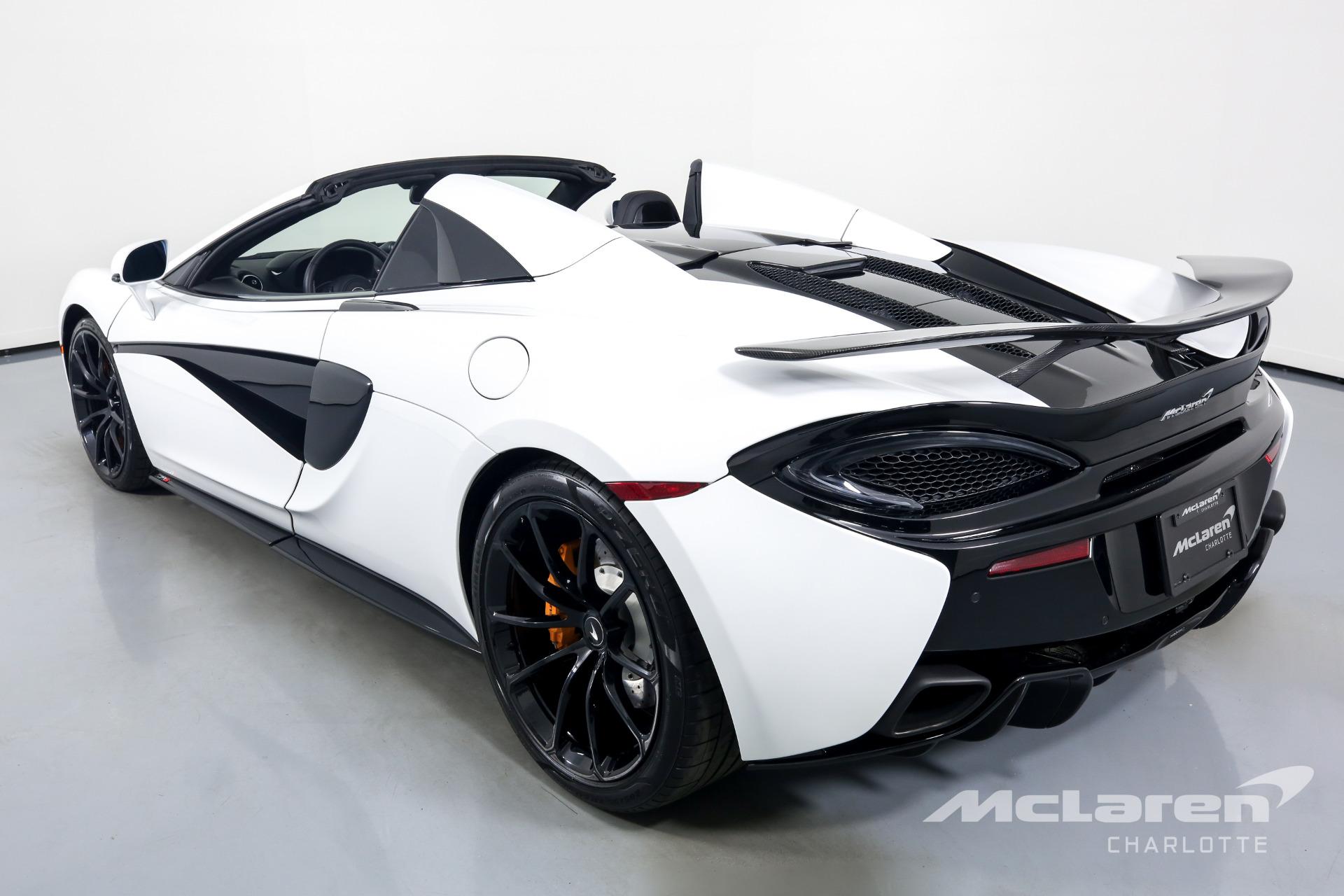 New 2020 McLaren 570S SPIDER   Charlotte, NC