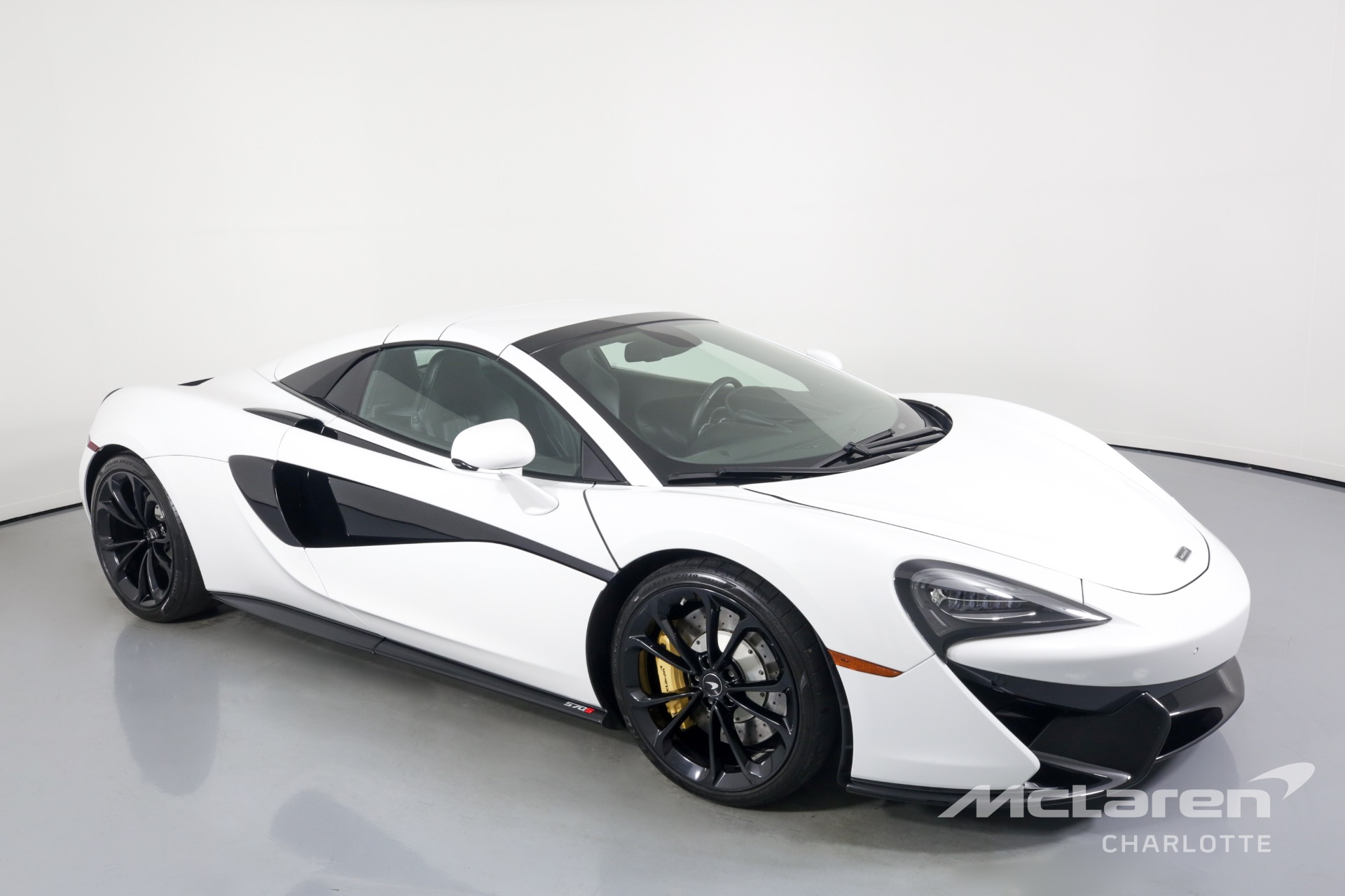 Used 2020 McLaren 570S SPIDER  | Charlotte, NC