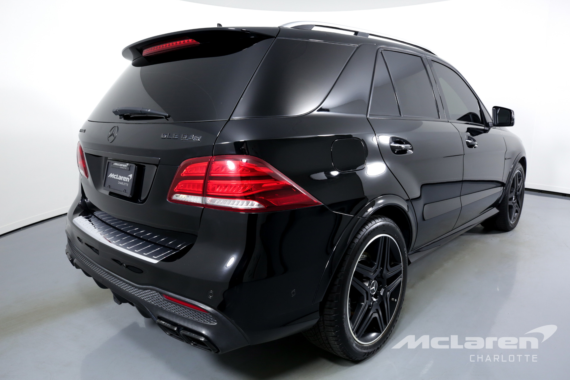 Used 2017 Mercedes-Benz GLE AMG 63 S | Charlotte, NC