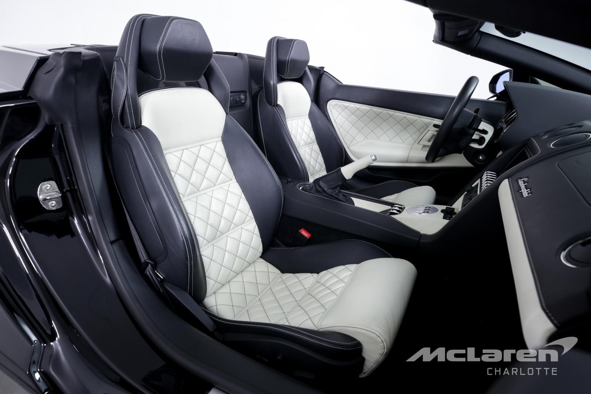 Used 2014 Lamborghini Gallardo LP 550-2 Spyder | Charlotte, NC