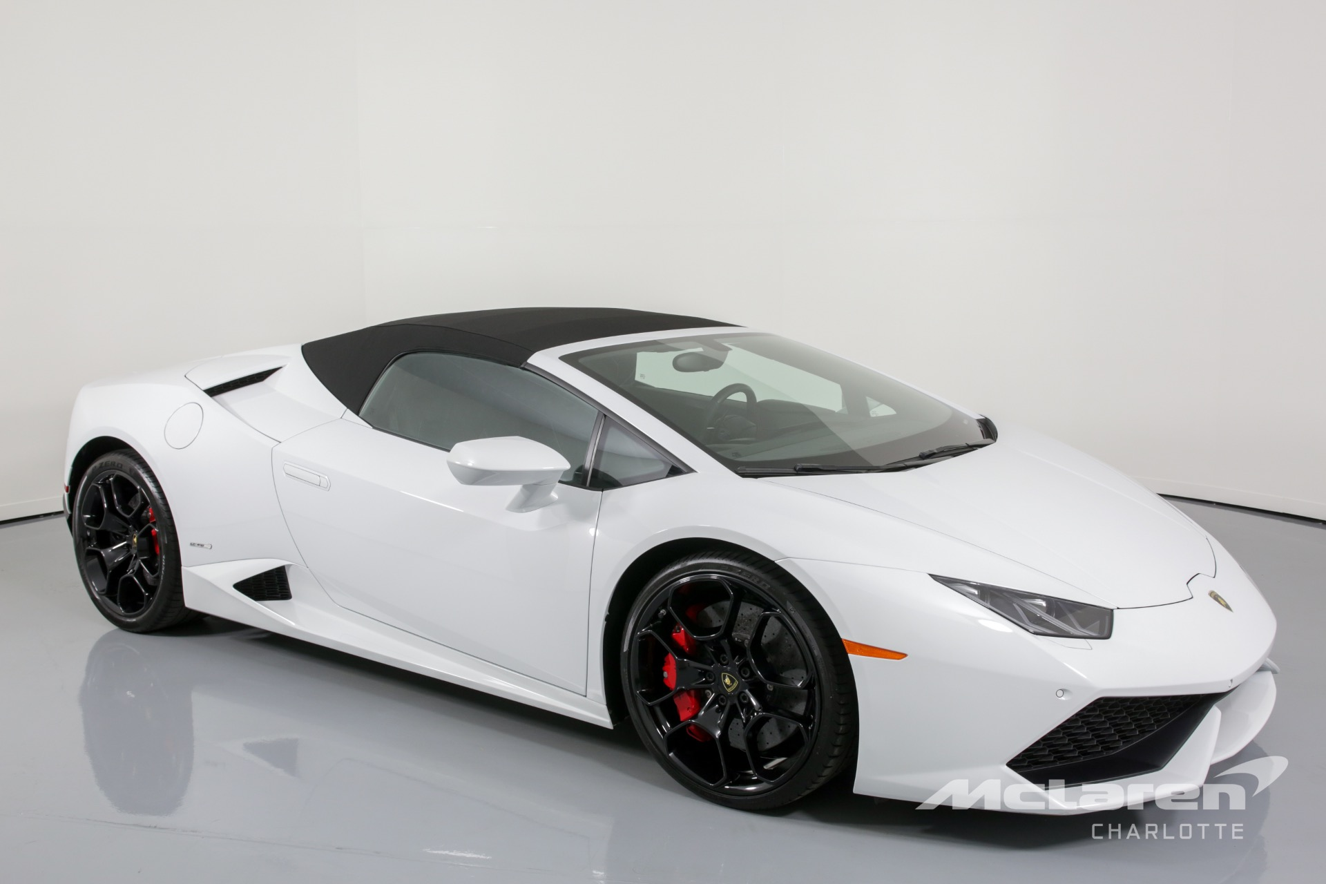 Used 2017 Lamborghini Huracan Lp 610 4 Spyder For Sale 219 996